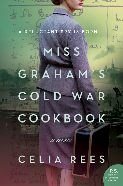 Cover Image of Miss Graham's Cold War Cookbook