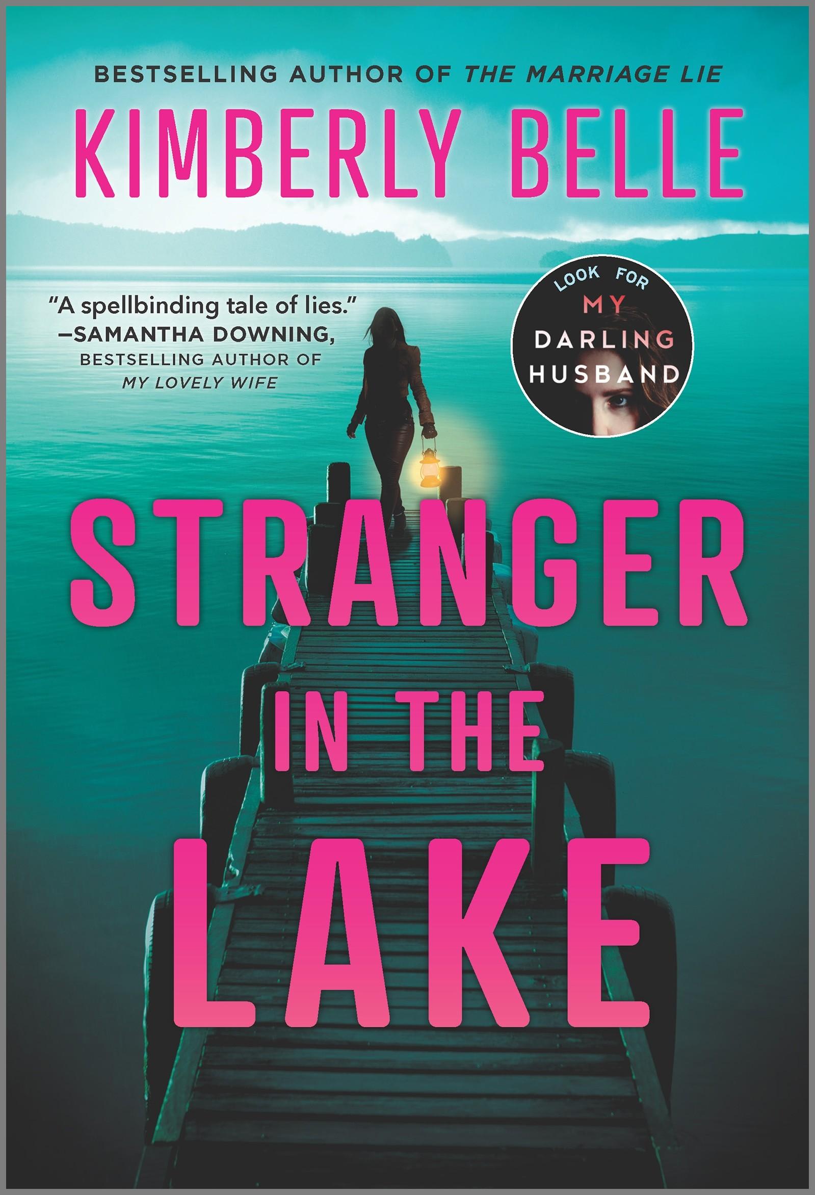 Cover Image of Stranger in the Lake