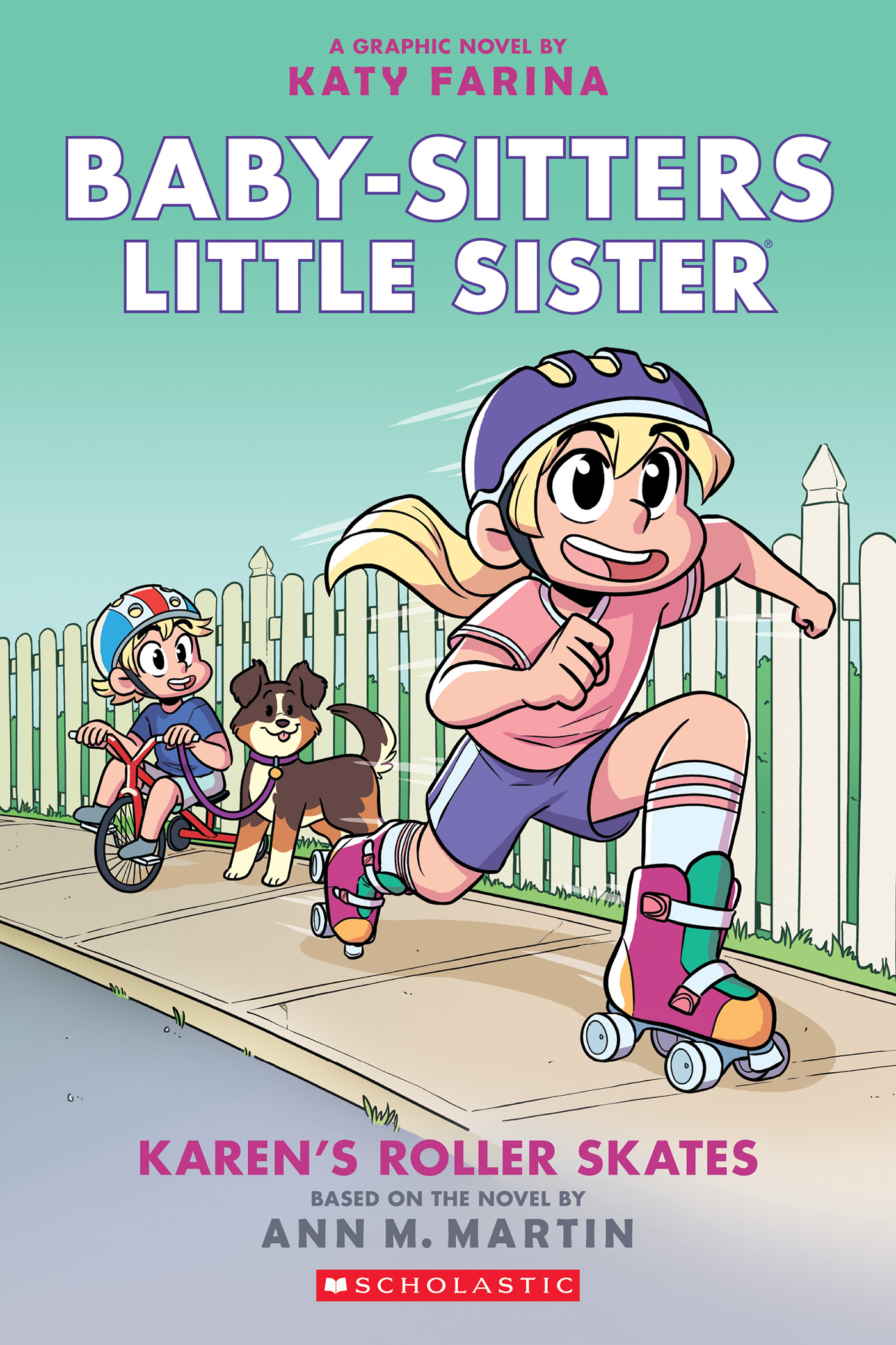 Karen's Roller Skates (Baby-sitters Little Sister Graphic novel #2): A Graphix Book [electronic resource (downloadable eBook)]