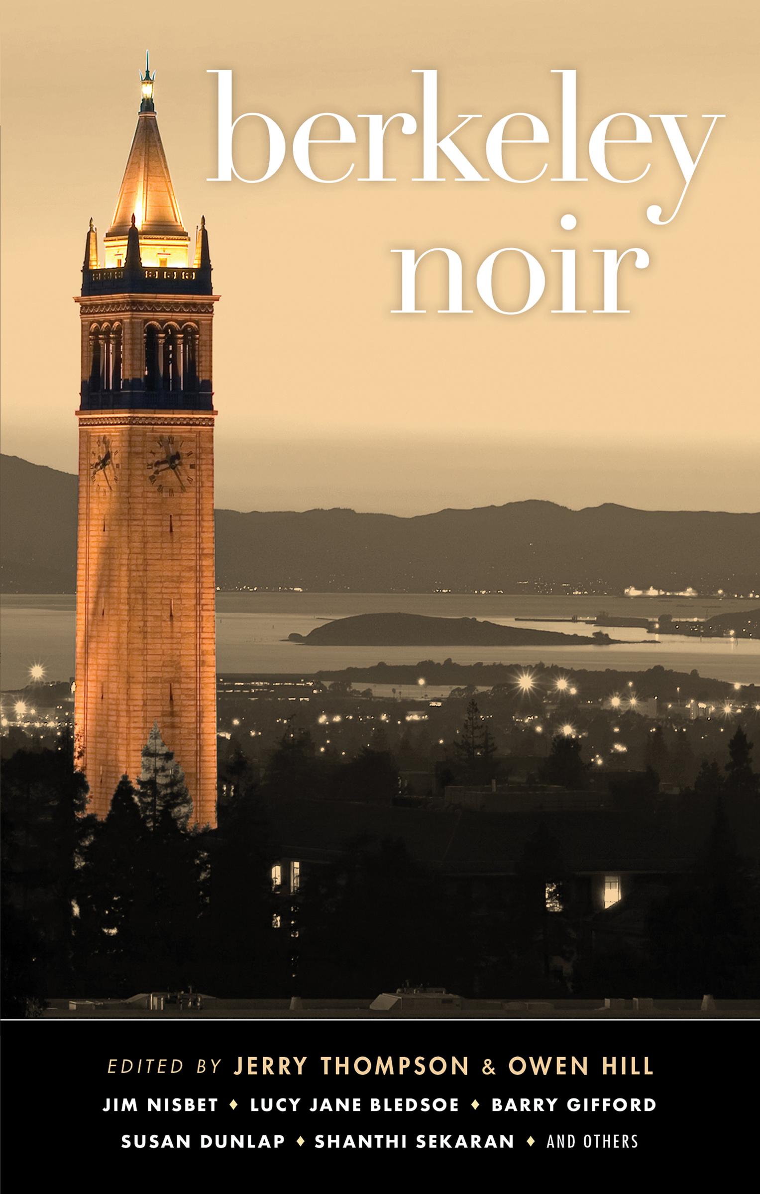 Cover Image of Berkeley Noir