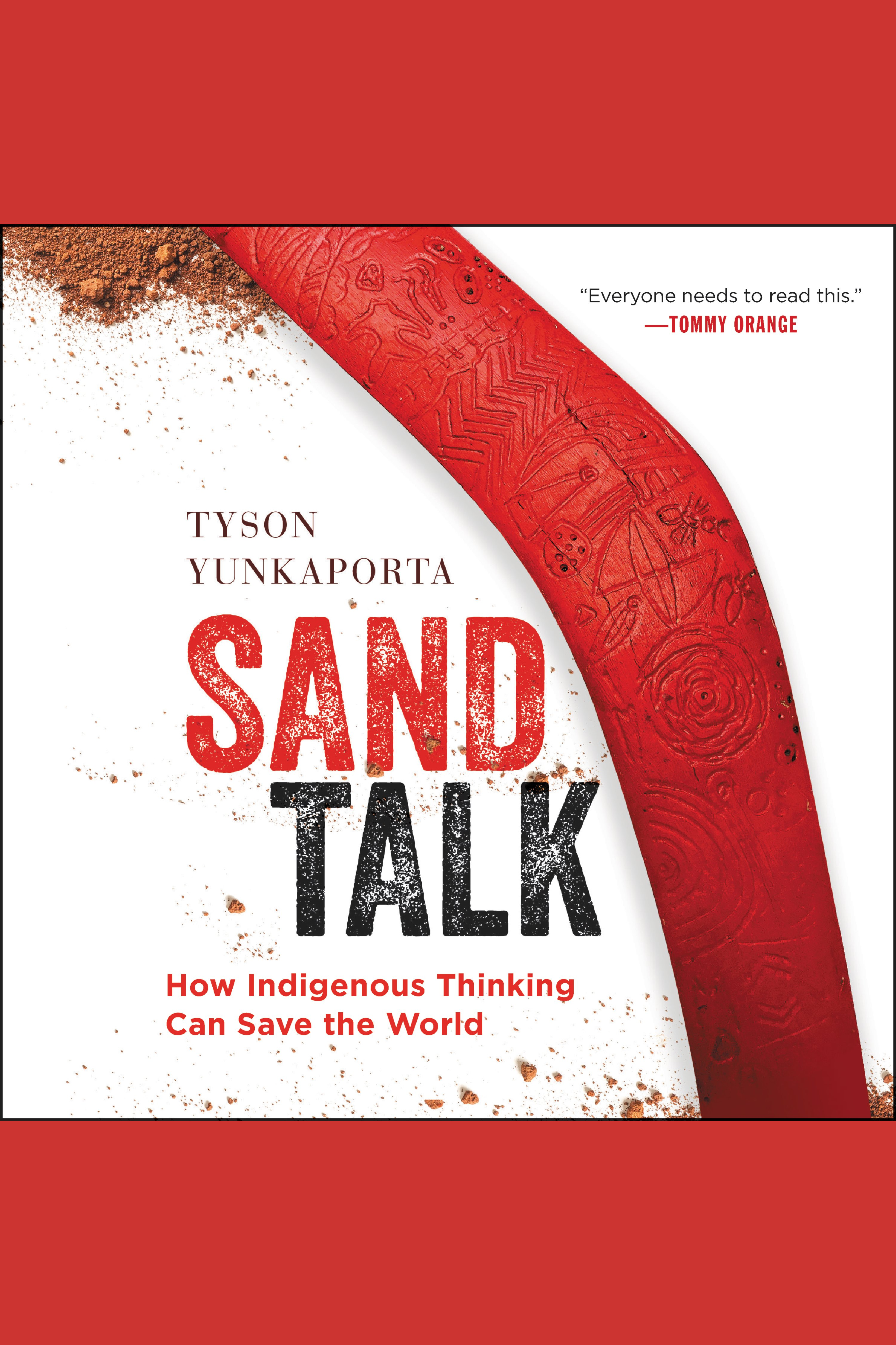 Cover Image of Sand Talk