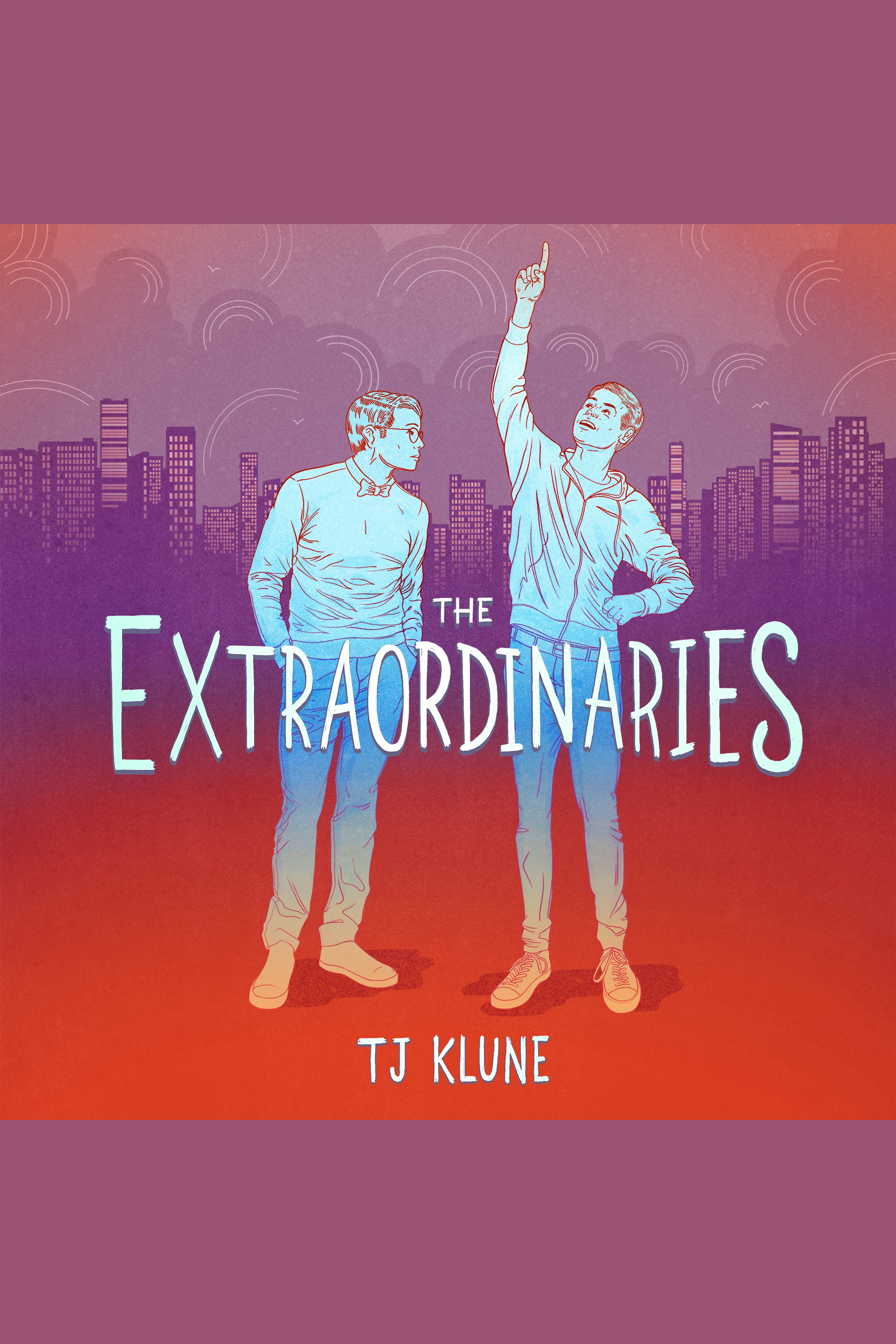 Cover Image of Extraordinaries, The
