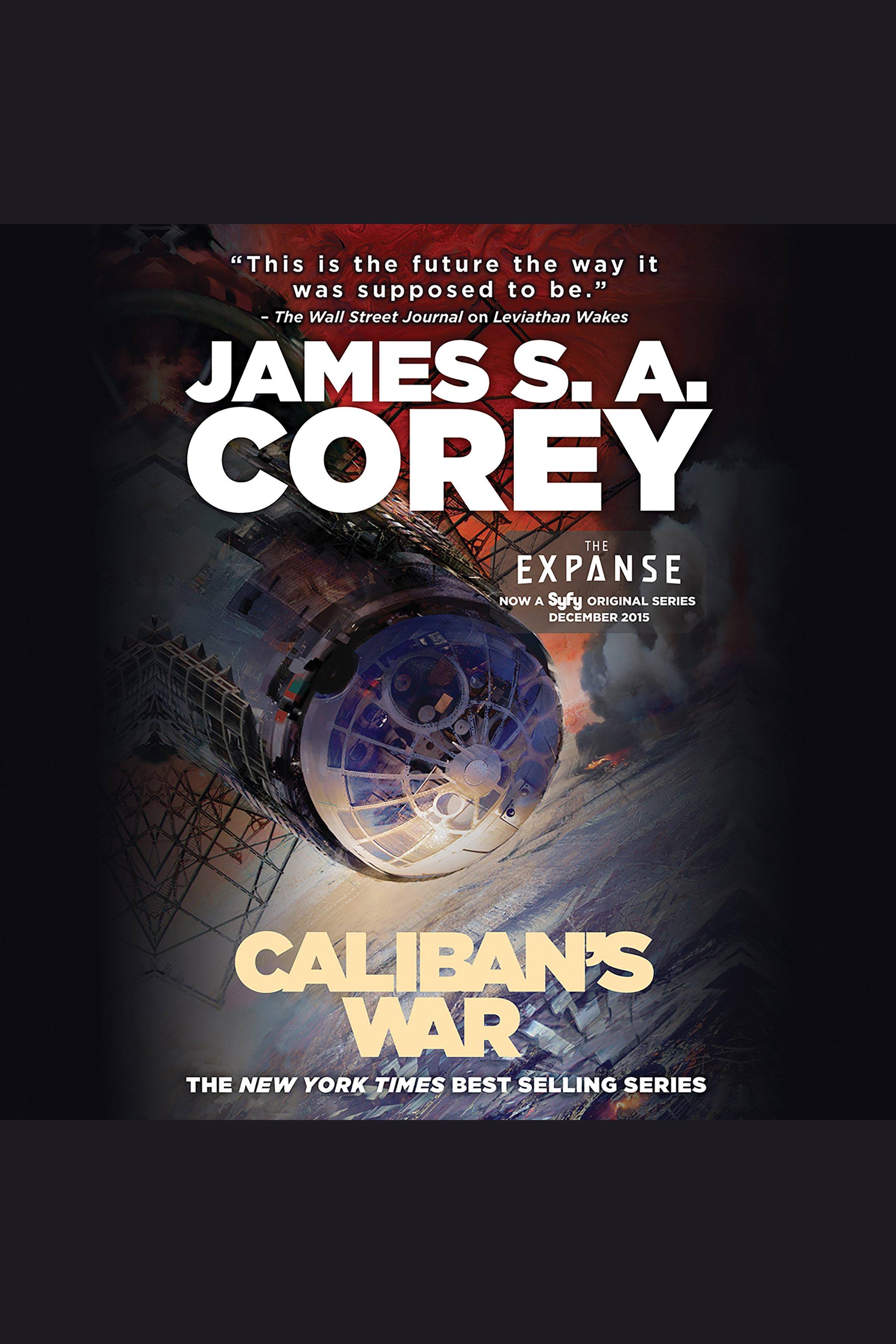 Caliban's War cover image