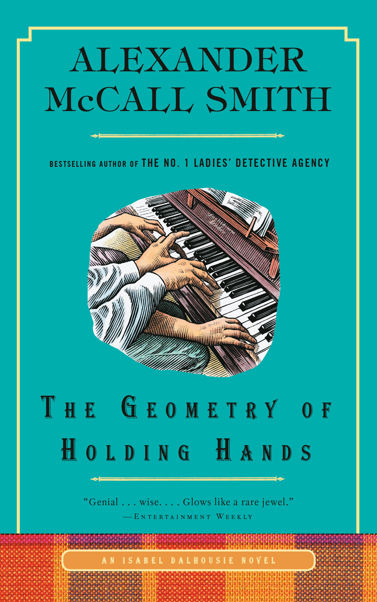 Cover Image of The Geometry of Holding Hands