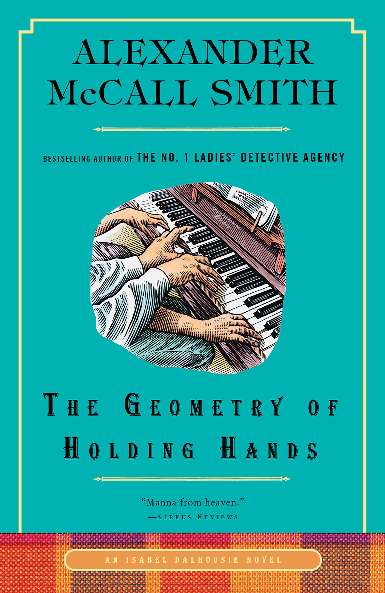 The Geometry of Holding Hands An Isabel Dalhousie Novel (13)