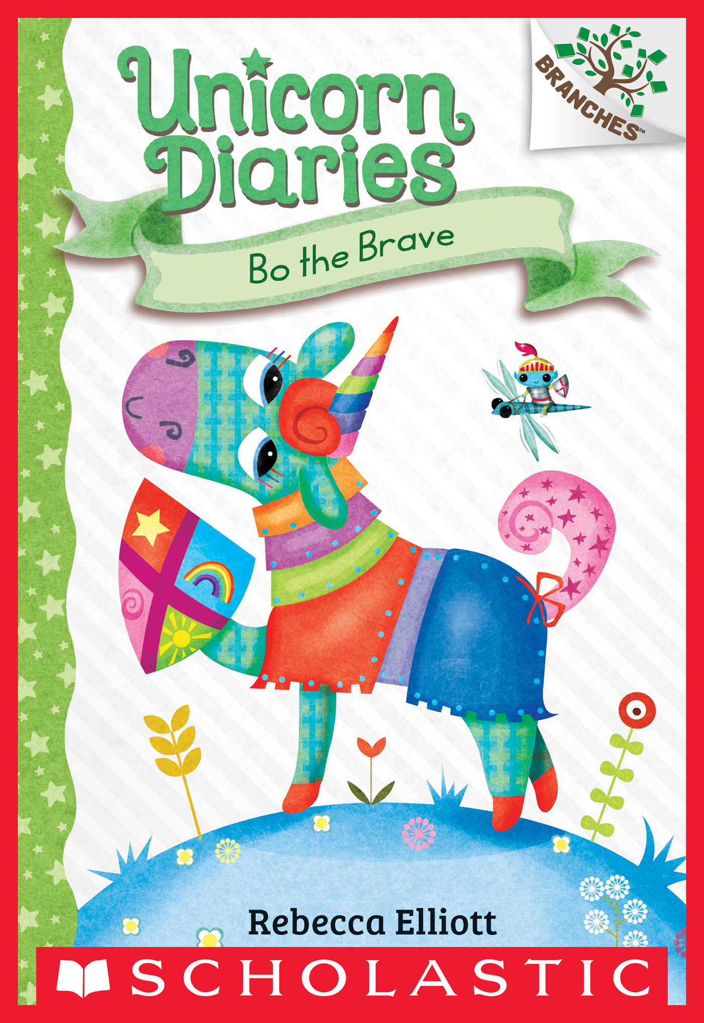 Bo the Brave: A Branches Book (Unicorn Diaries #3) [electronic resource (downloadable eBook)]
