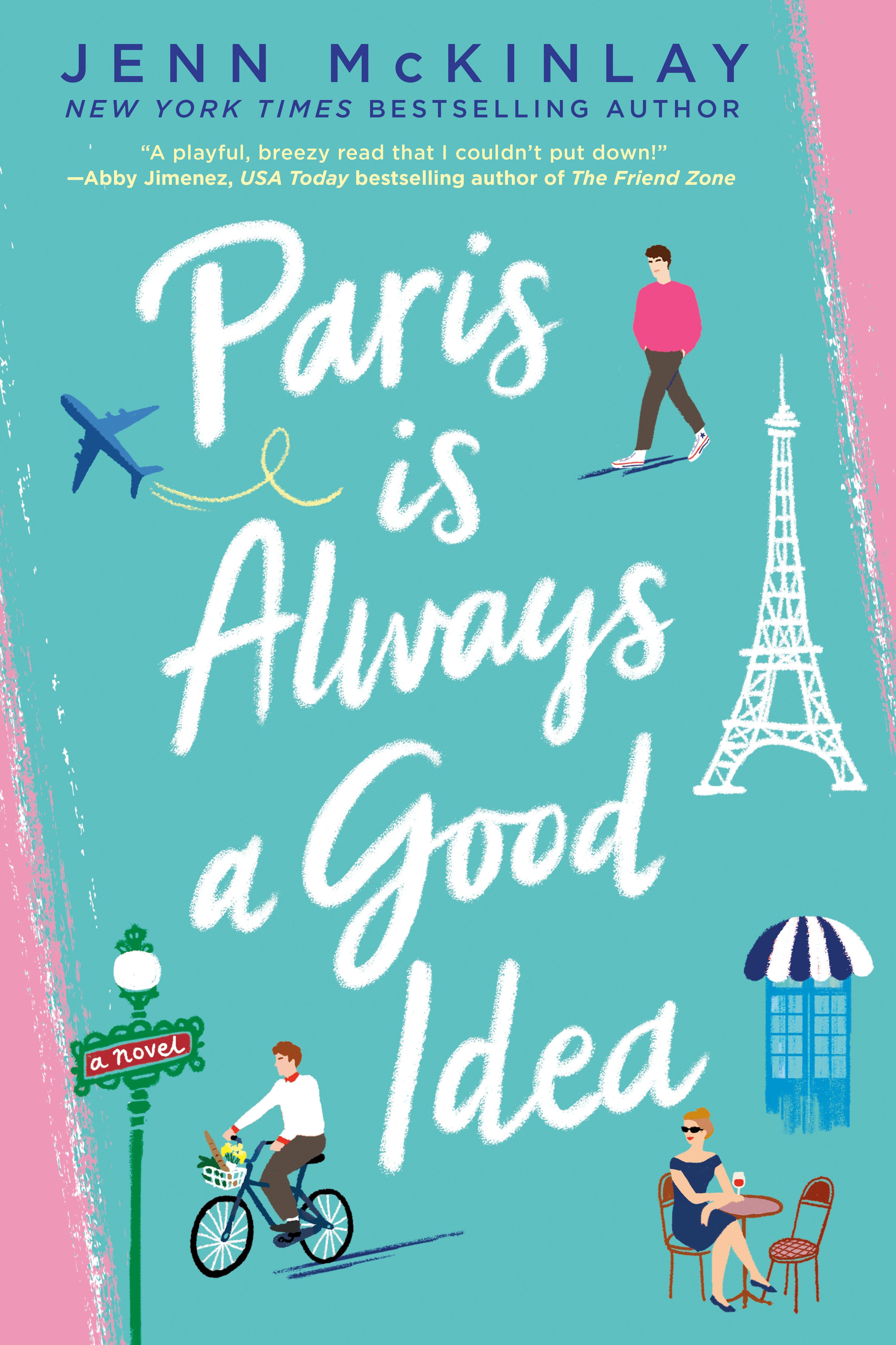 Paris Is Always a Good Idea cover image