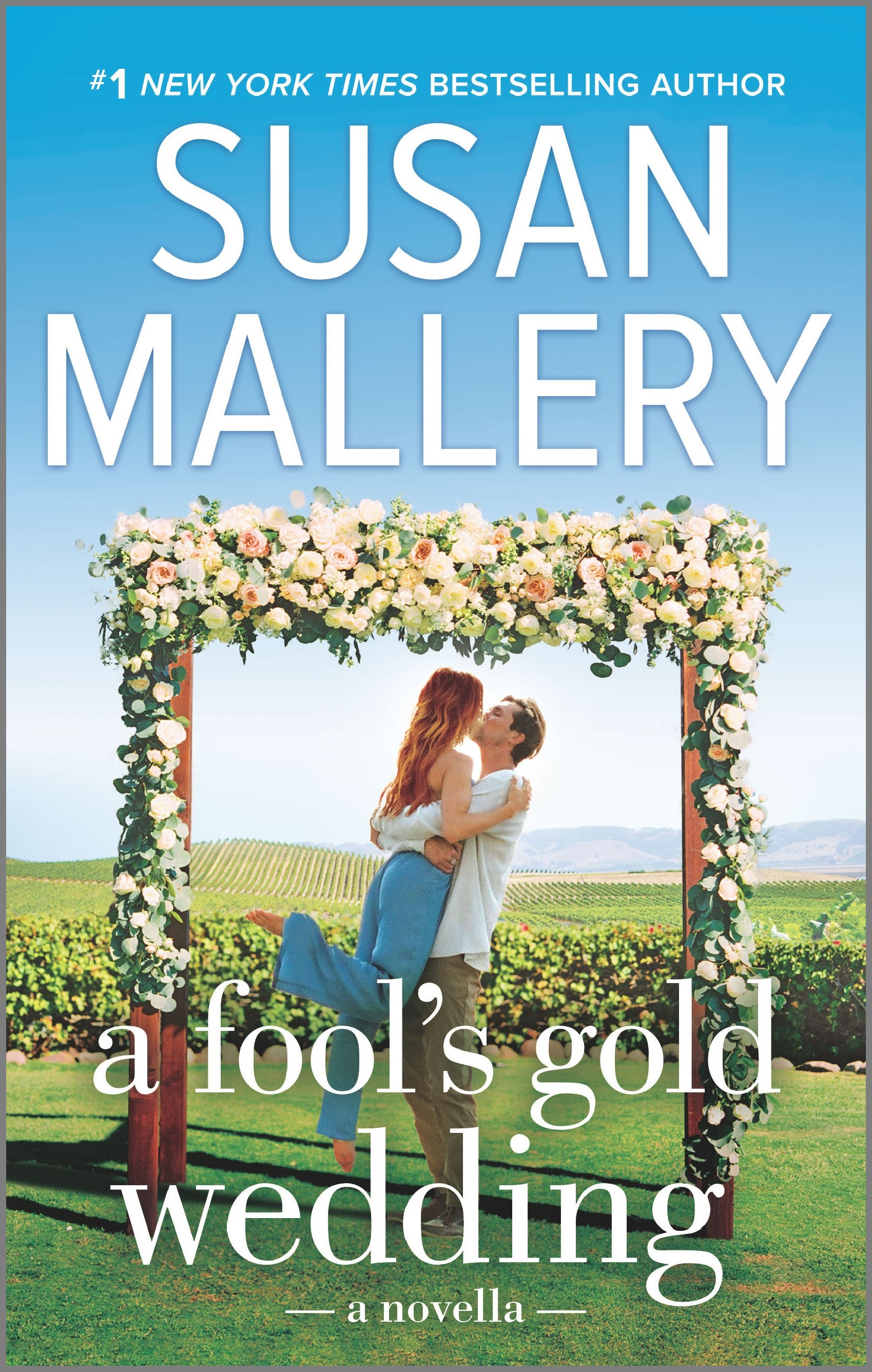 A Fool's Gold Wedding [electronic resource] : A Romance Novella
