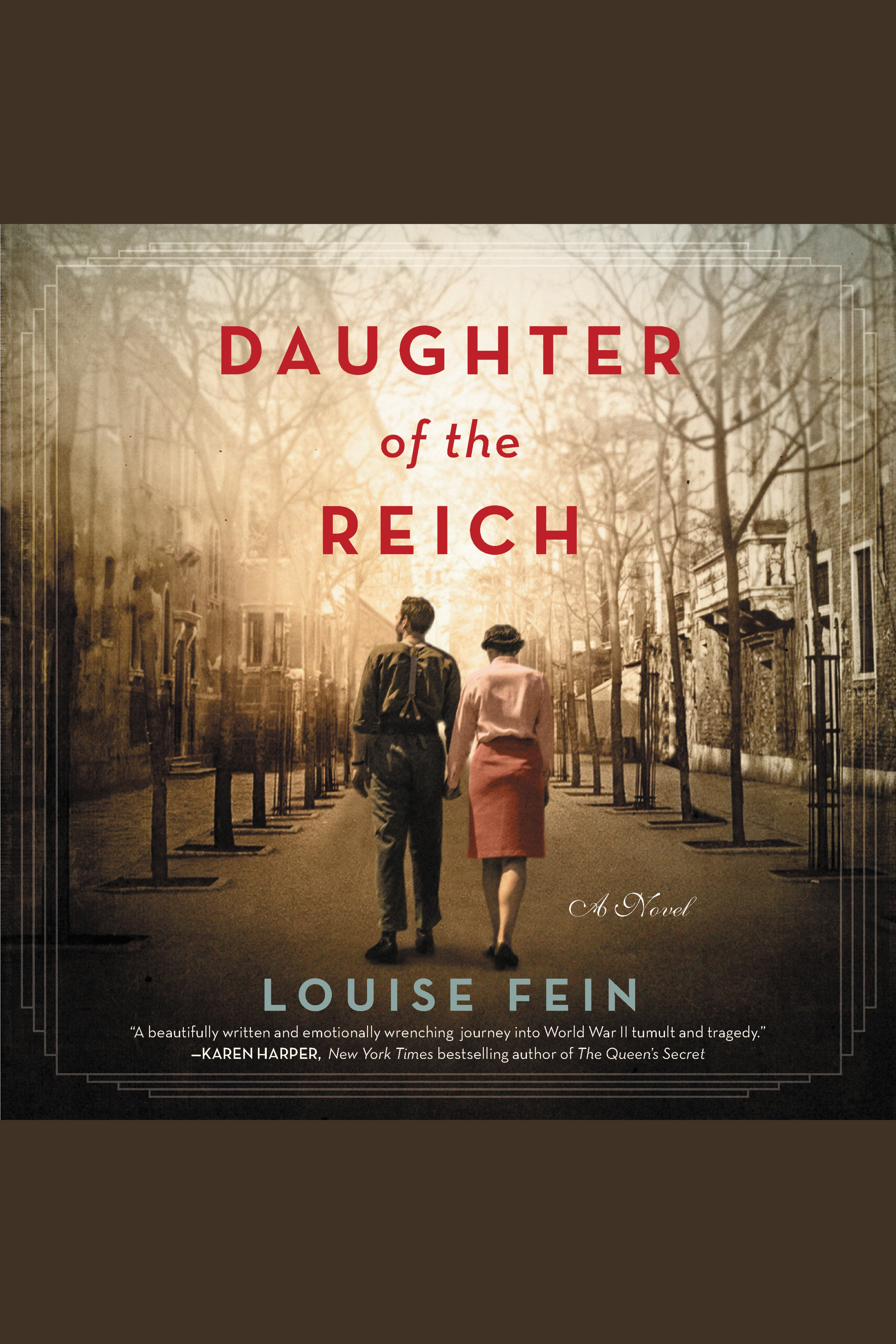 Daughter of the Reich A Novel