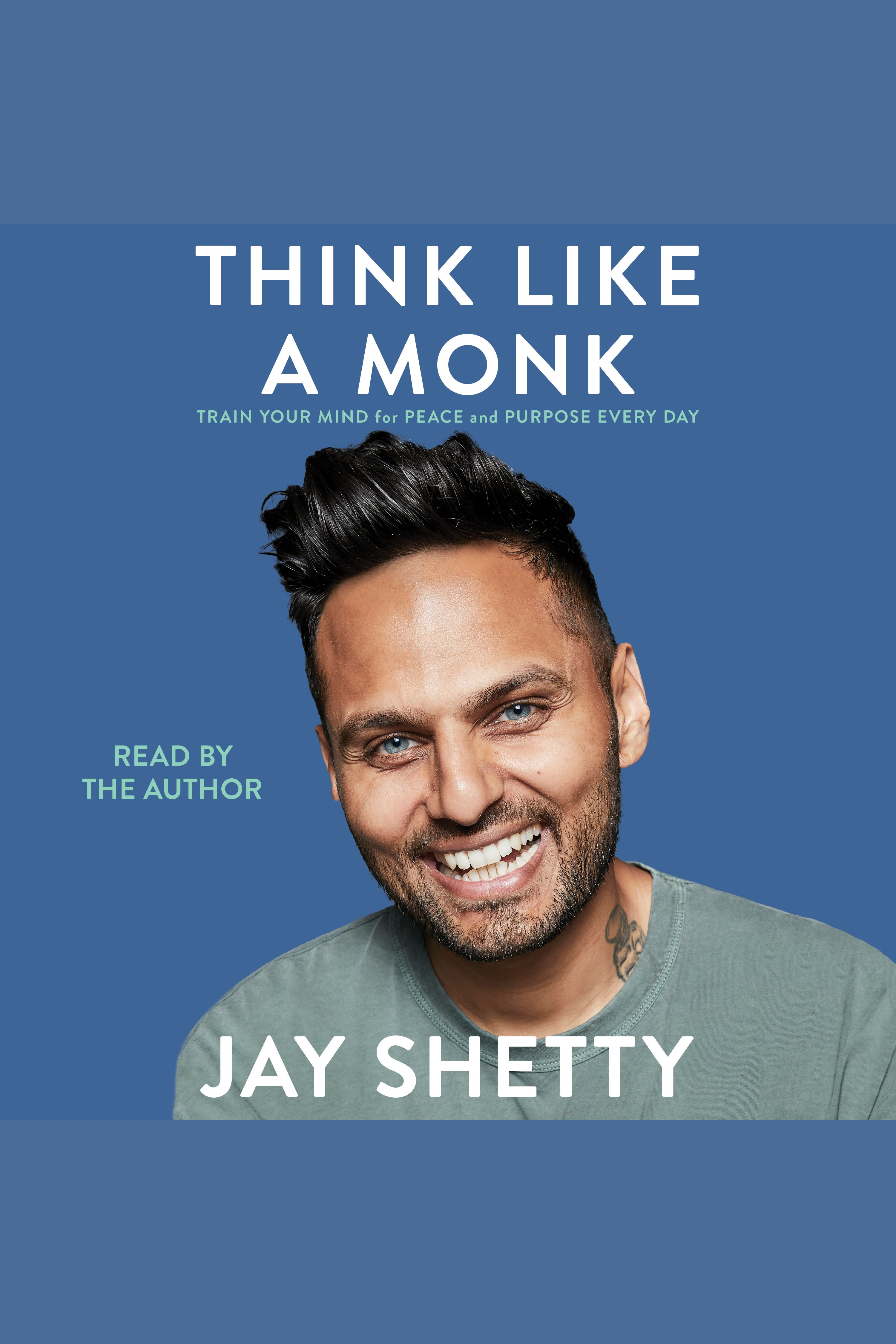Cover Image of Think Like a Monk