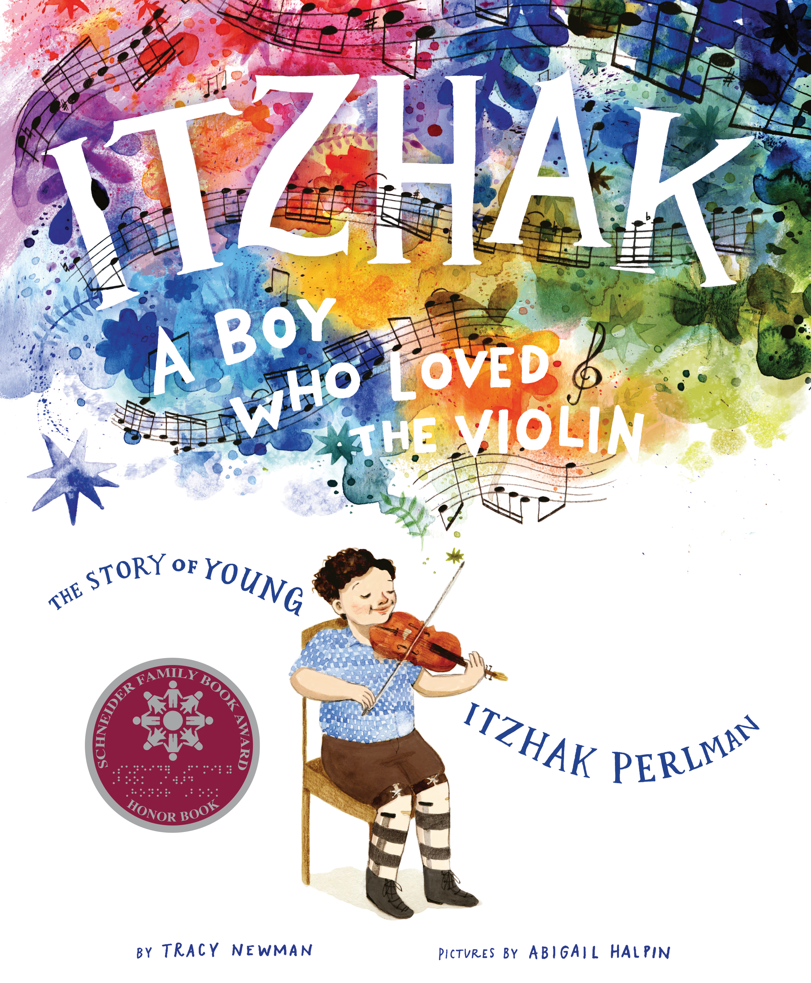 Itzhak [electronic resource] : A Boy Who Loved the Violin