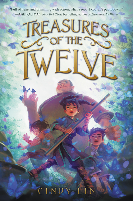Cover Image of Treasures of the Twelve