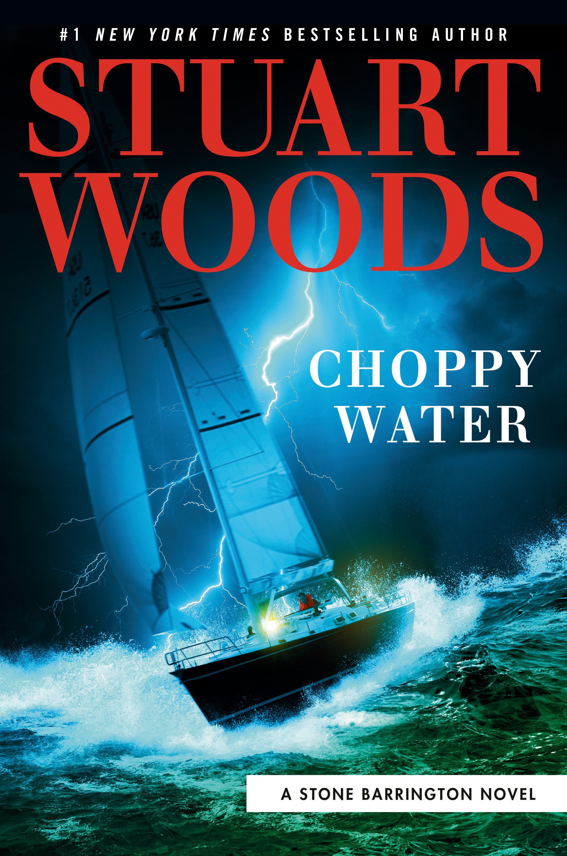 Choppy Water [electronic resource (downloadable eBook)]