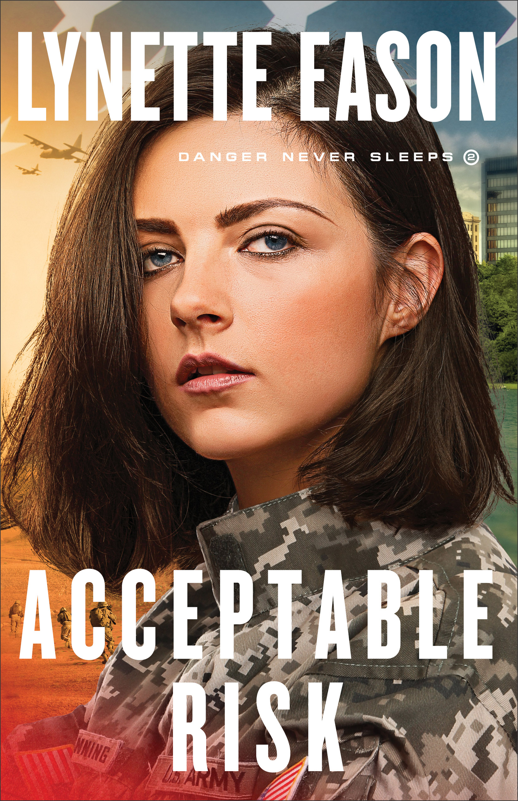 Acceptable Risk (Danger Never Sleeps Book #2) [electronic resource]