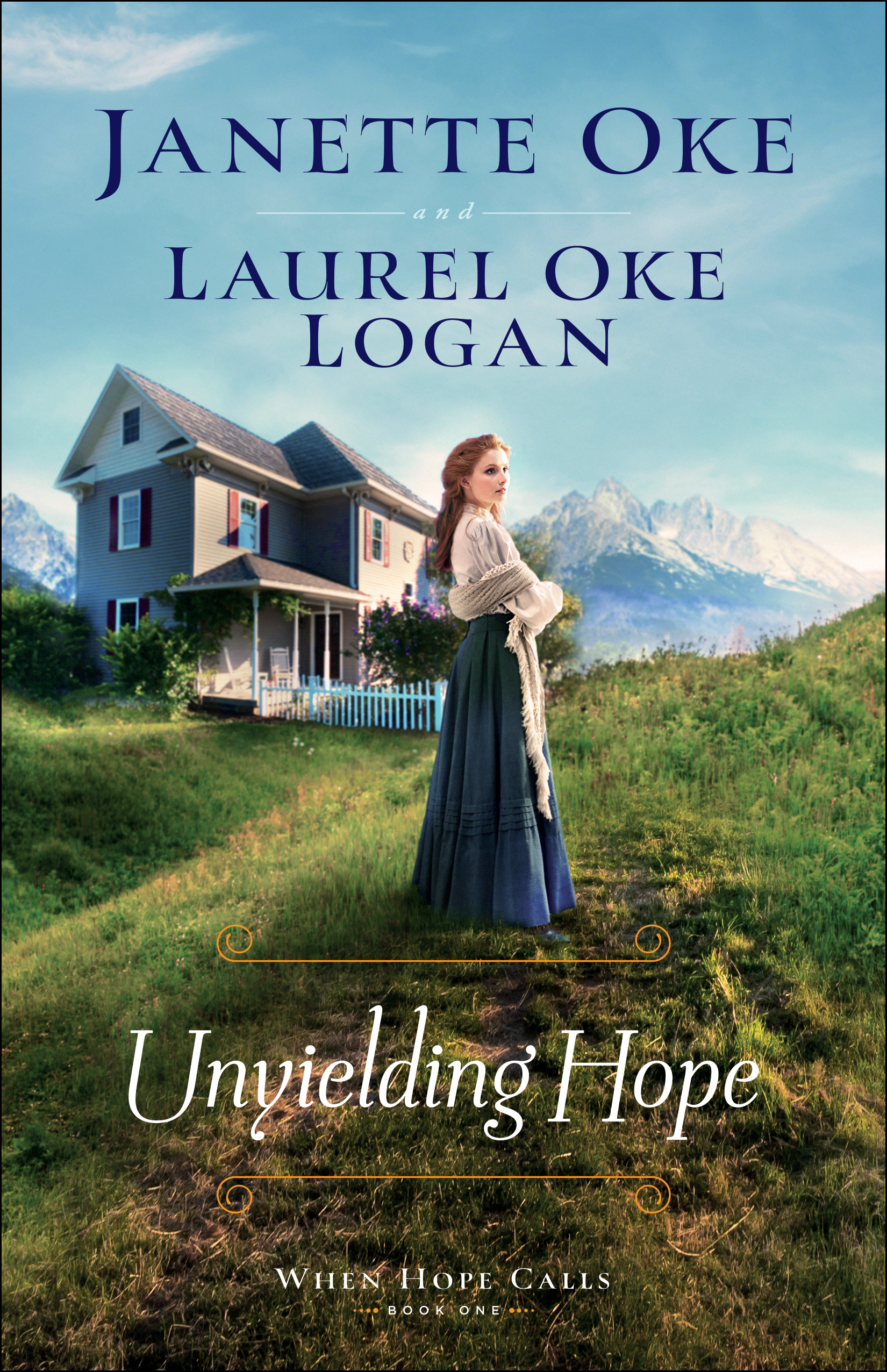 Cover Image of Unyielding Hope (When Hope Calls Book #1)