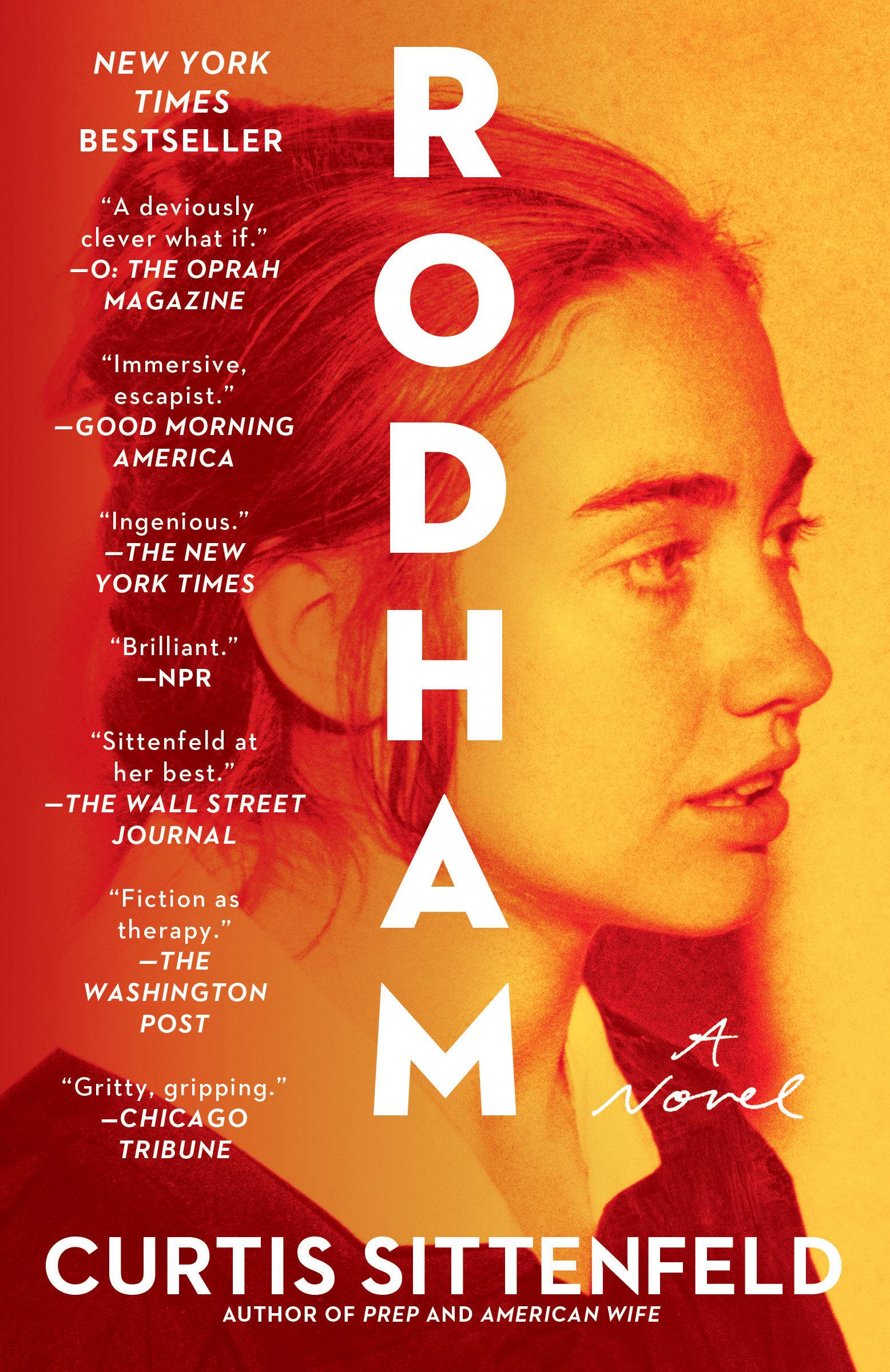 Rodham cover image