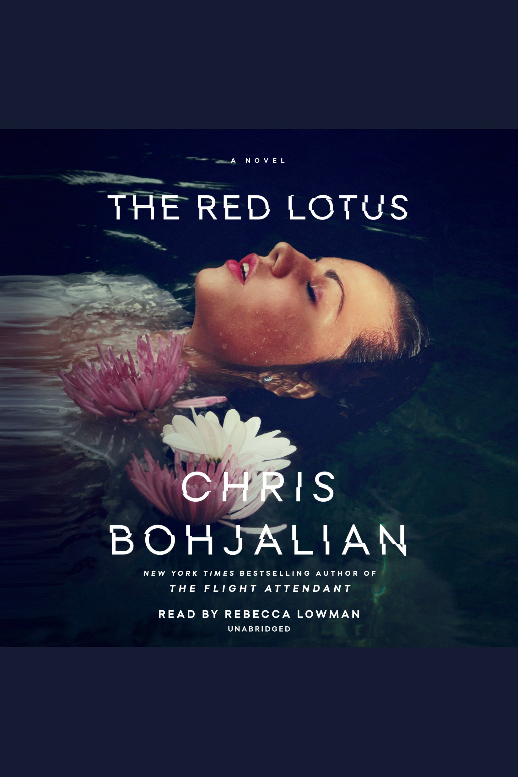 The red lotus cover image