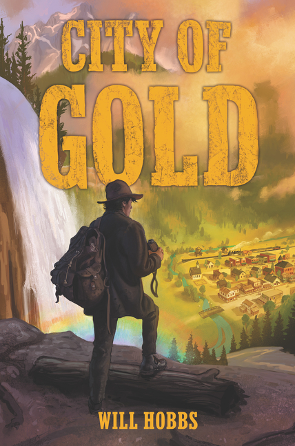 City of Gold [electronic resource (downloadable eBook)]
