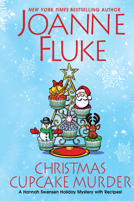 Christmas Cupcake Murder A Festive & Delicious Christmas Cozy Mystery