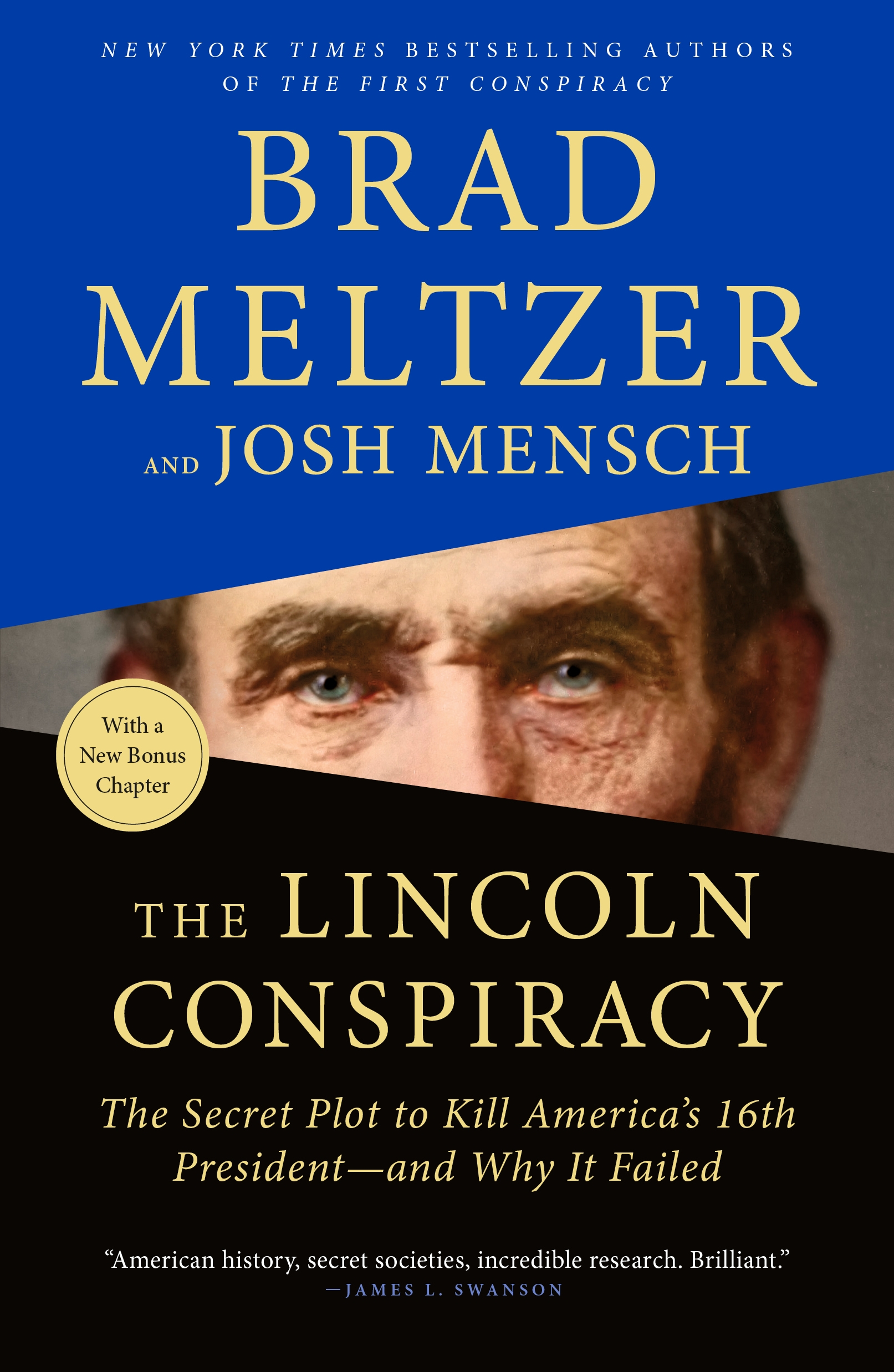 The Lincoln Conspiracy The Secret Plot to Kill America's 16th President--and Why It Failed cover image