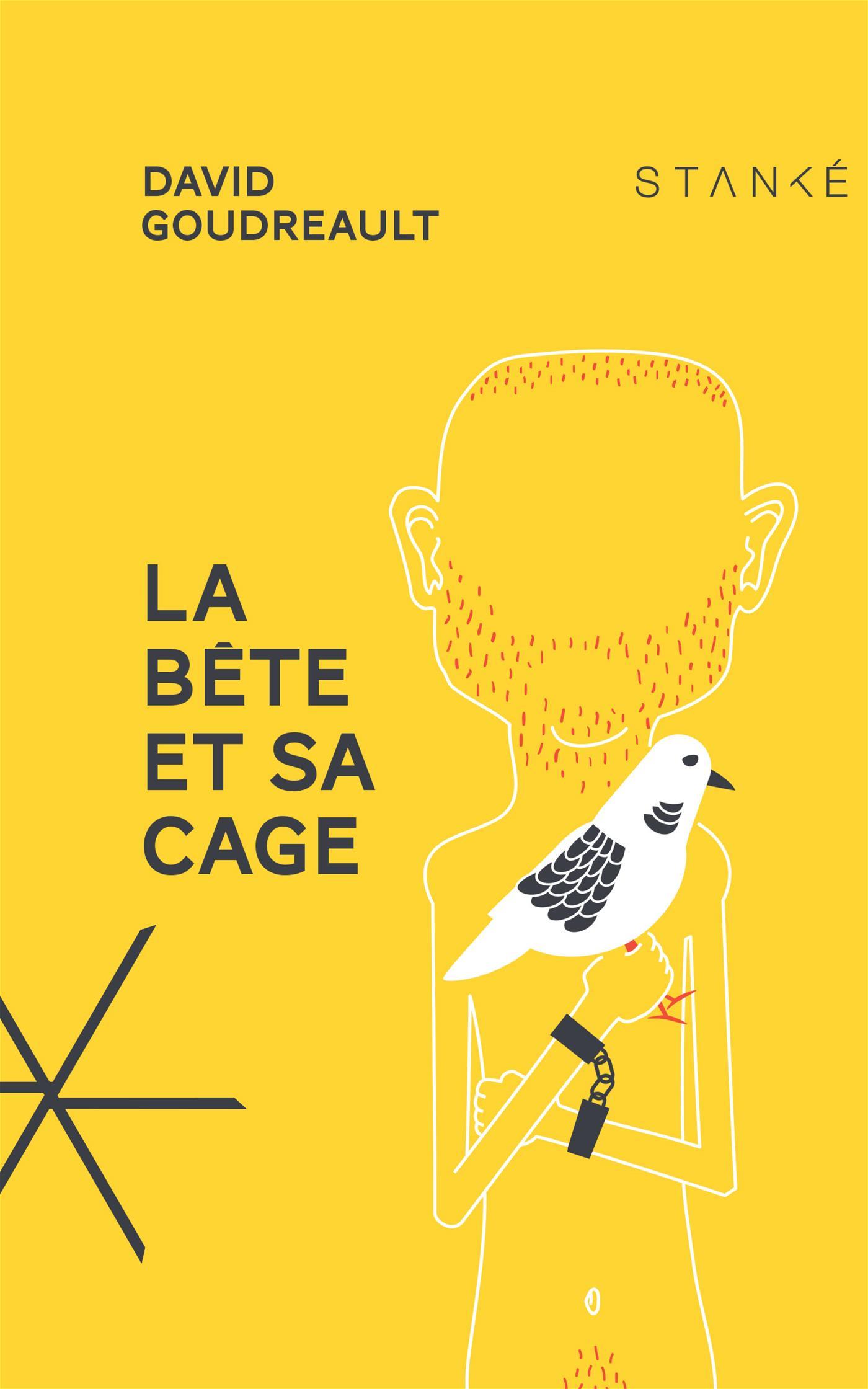 Cover Image of La Bãete et sa cage