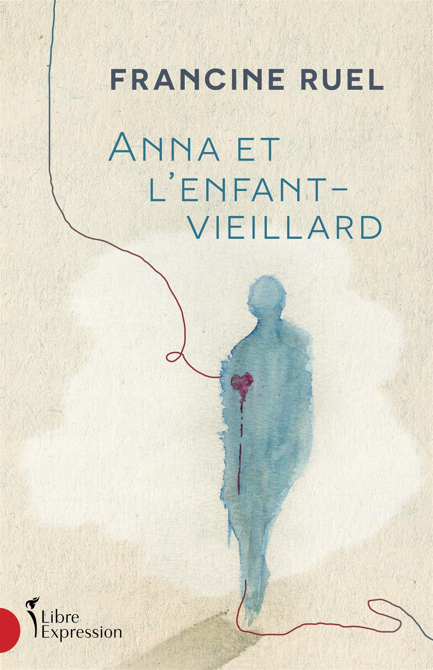 Cover Image of Anna et l'enfant-vieillard