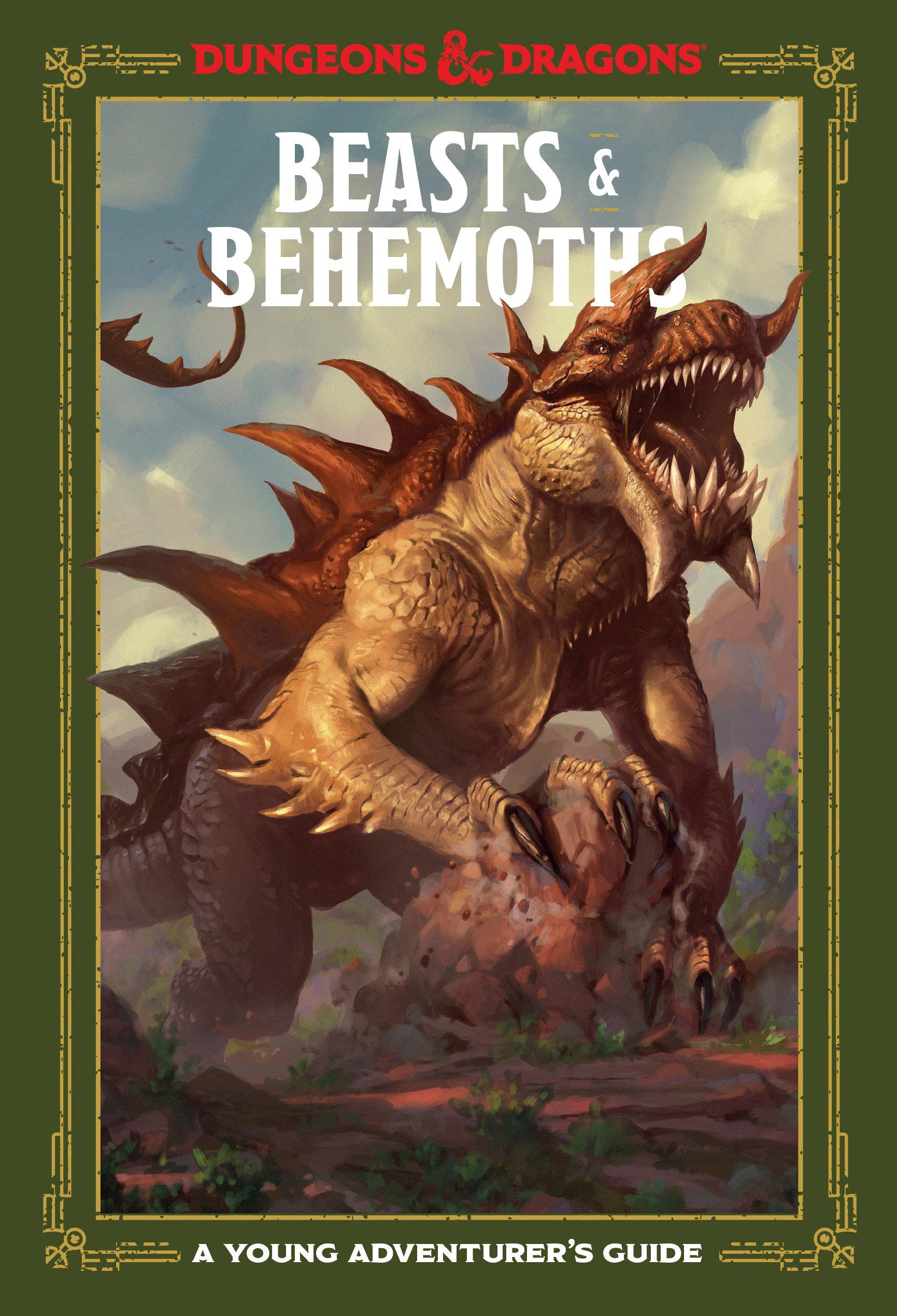 Beasts & Behemoths (Dungeons & Dragons) A Young Adventurer's Guide