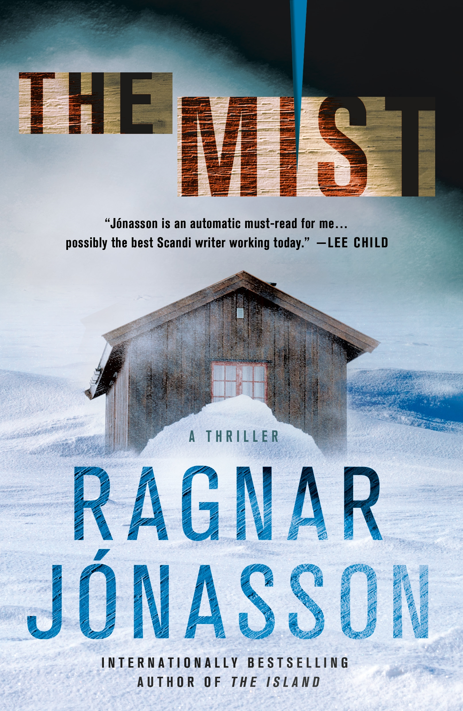 Cover image for The Mist [electronic resource] : A Thriller