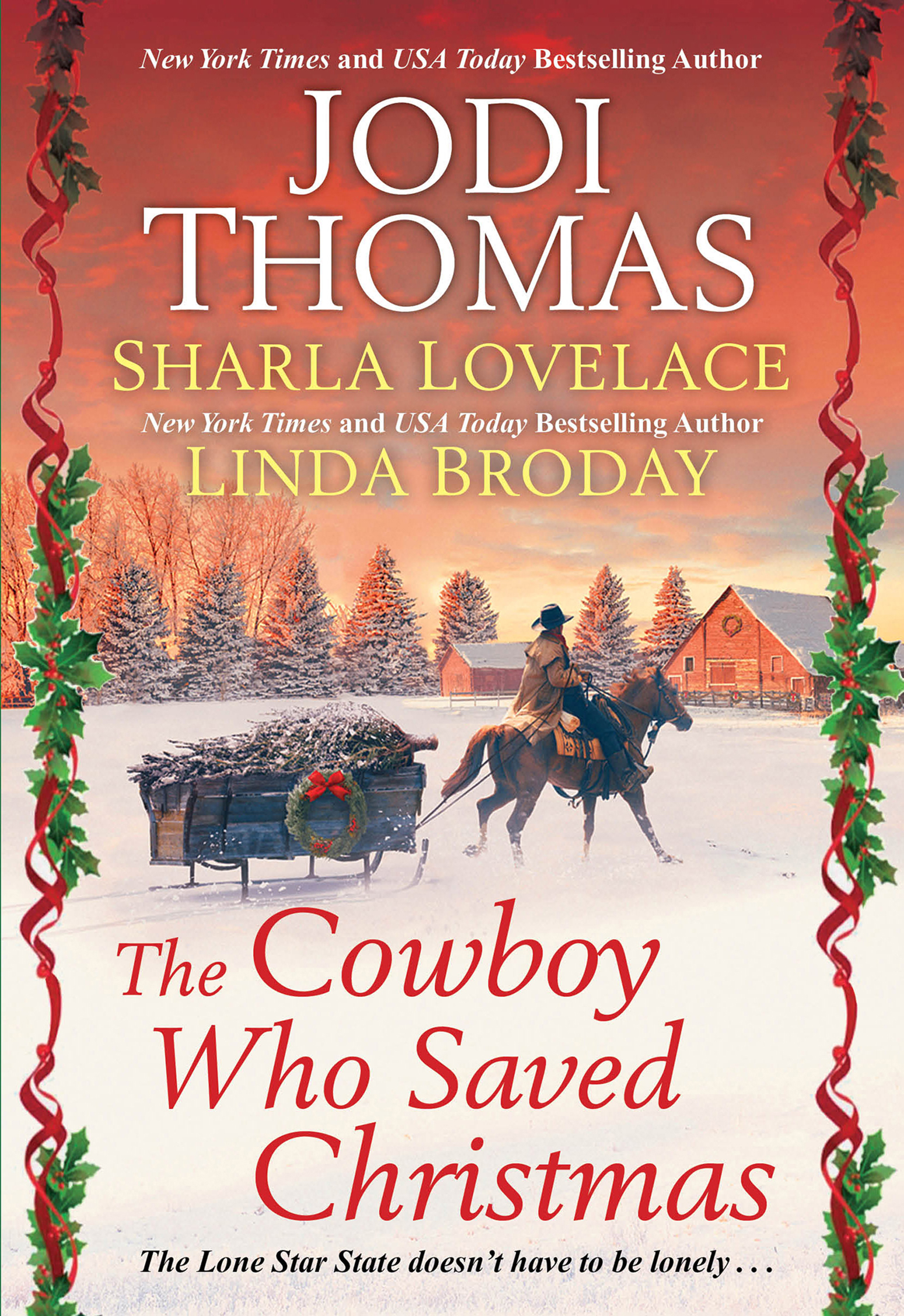 The Cowboy Who Saved Christmas