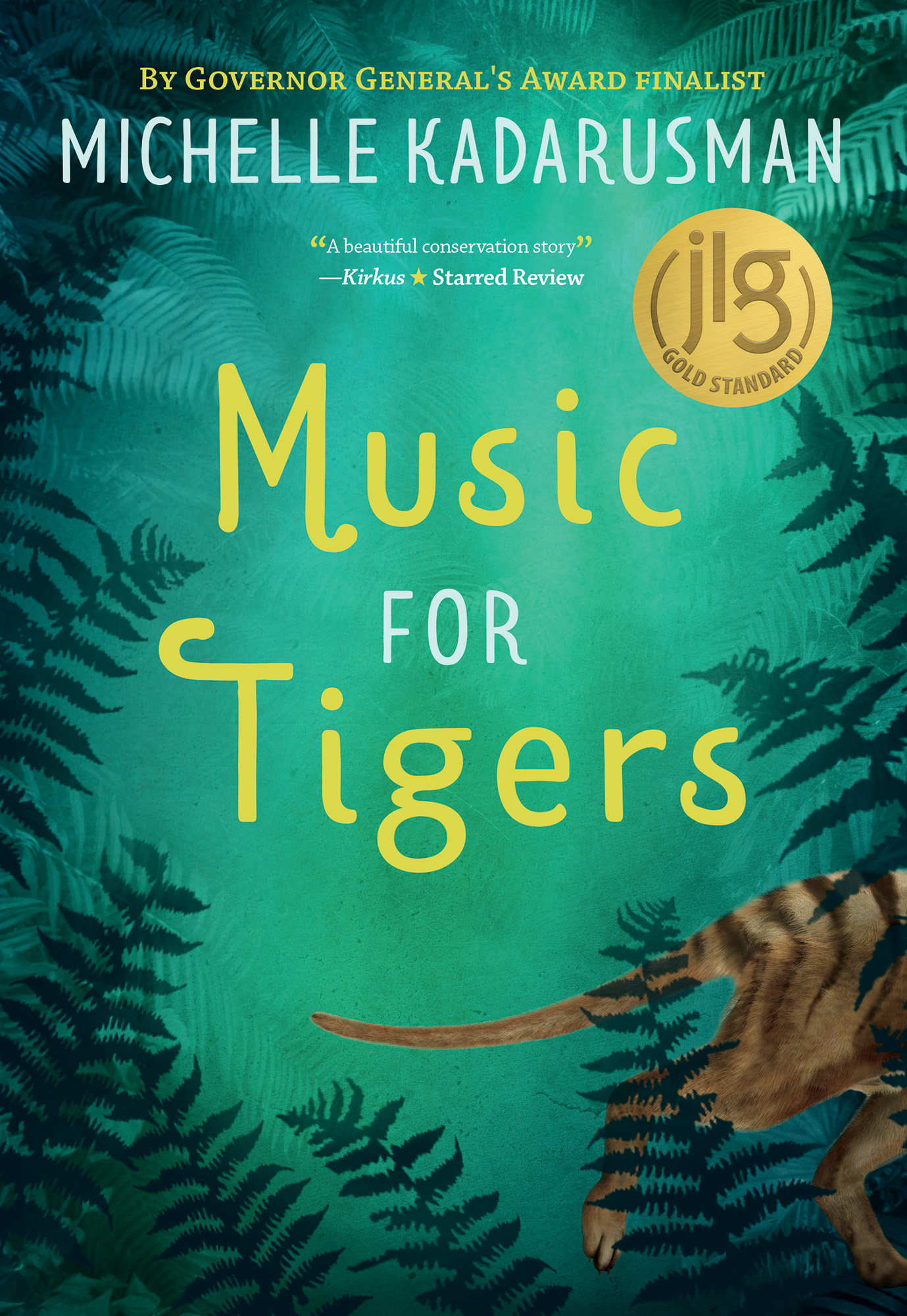 Cover Image of Music for Tigers