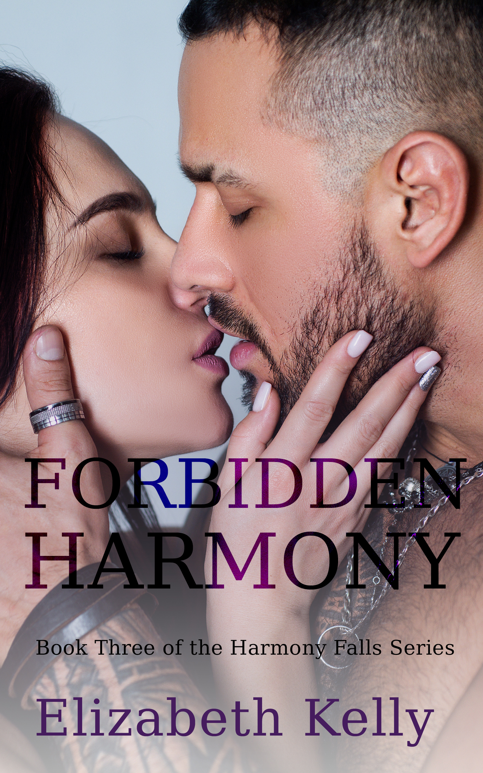 Cover Image of Forbidden Harmony (Harmony Falls, Book Three)