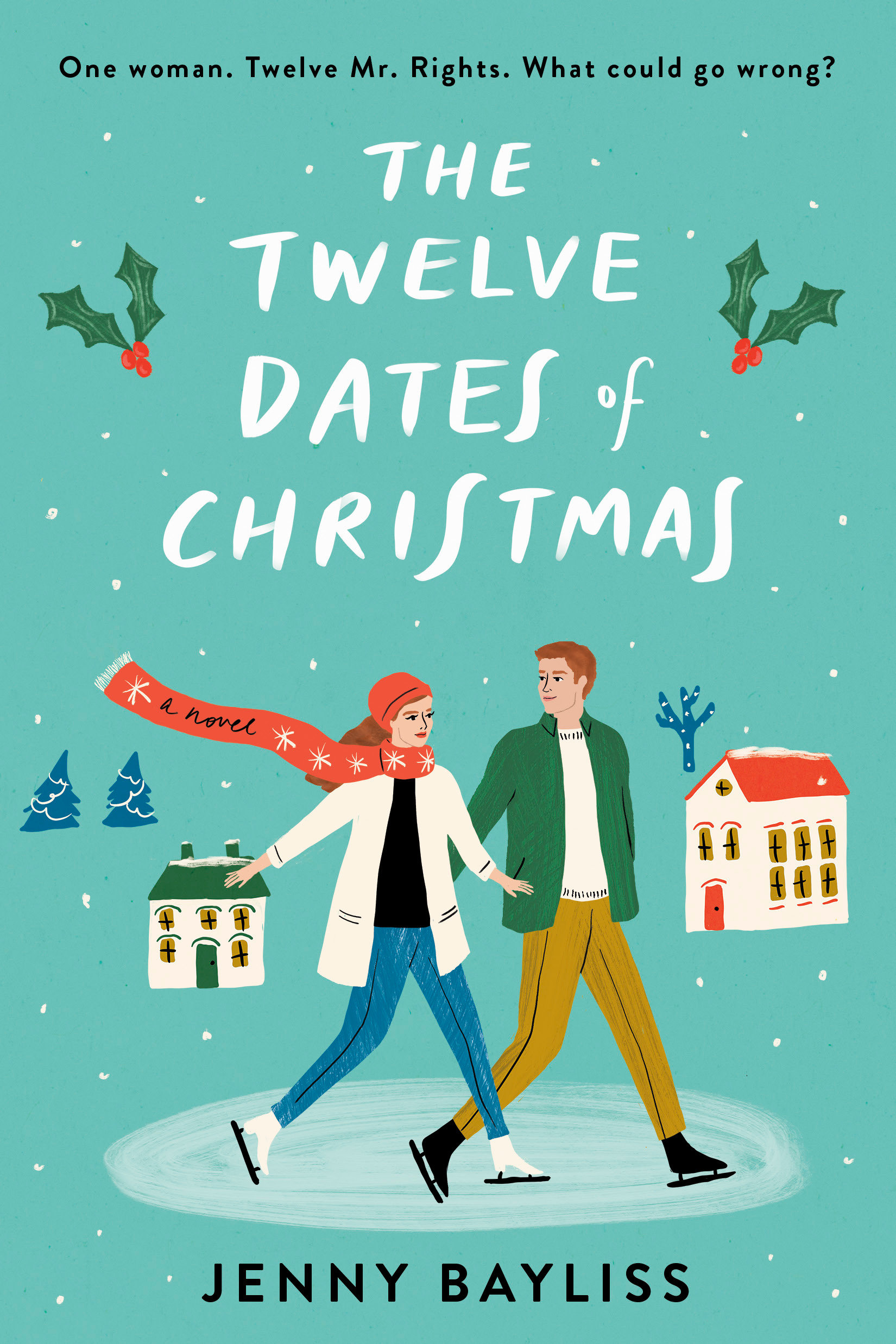 Cover Image of The Twelve Dates of Christmas
