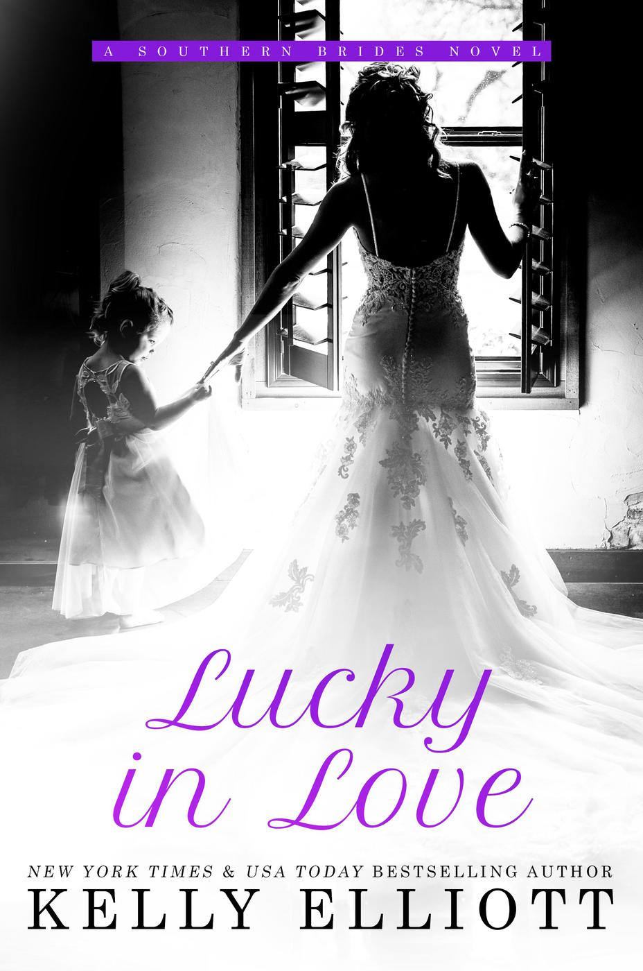 Lucky in Love (Southern Bride Series, #4)
