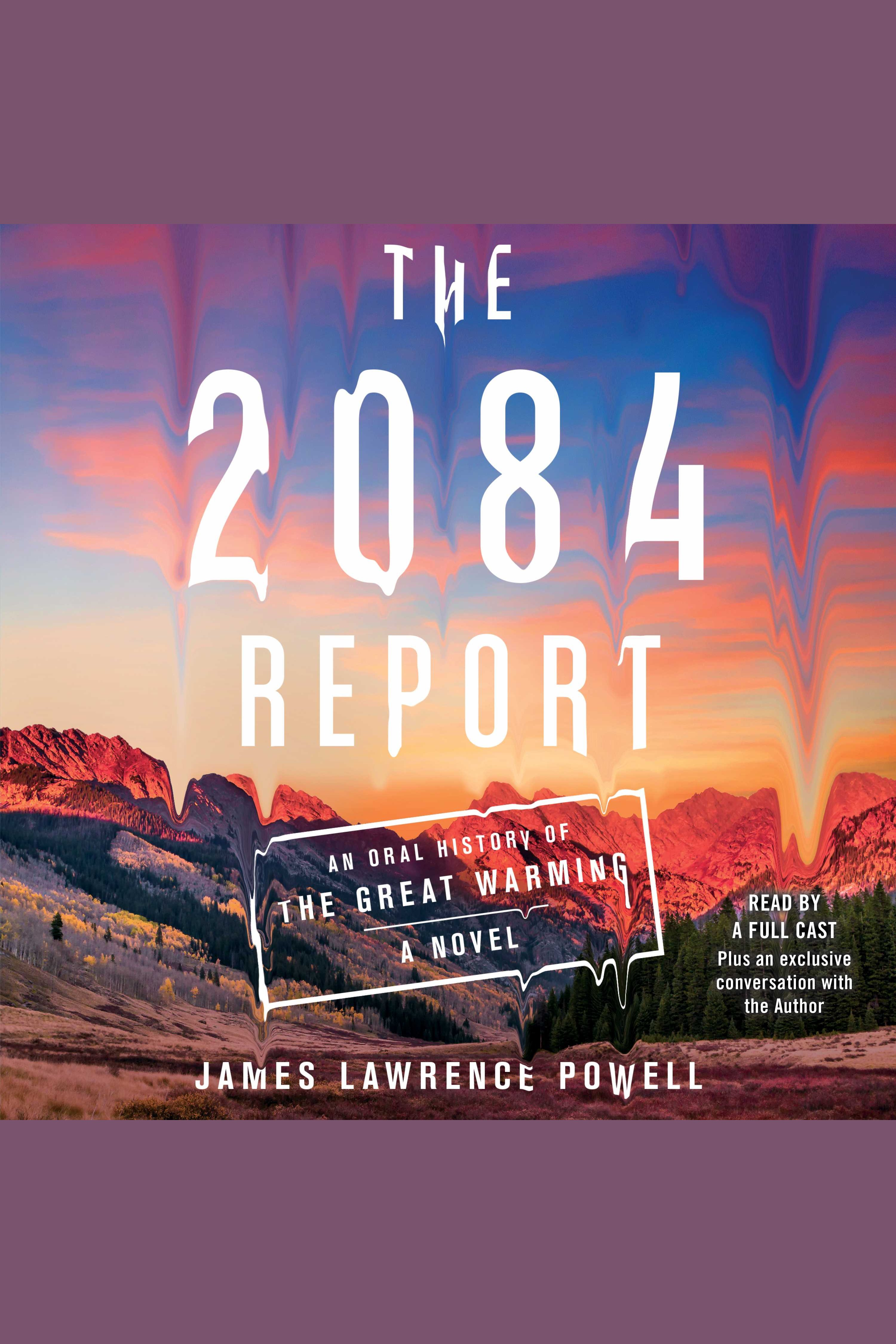 Cover Image of The 2084 Report