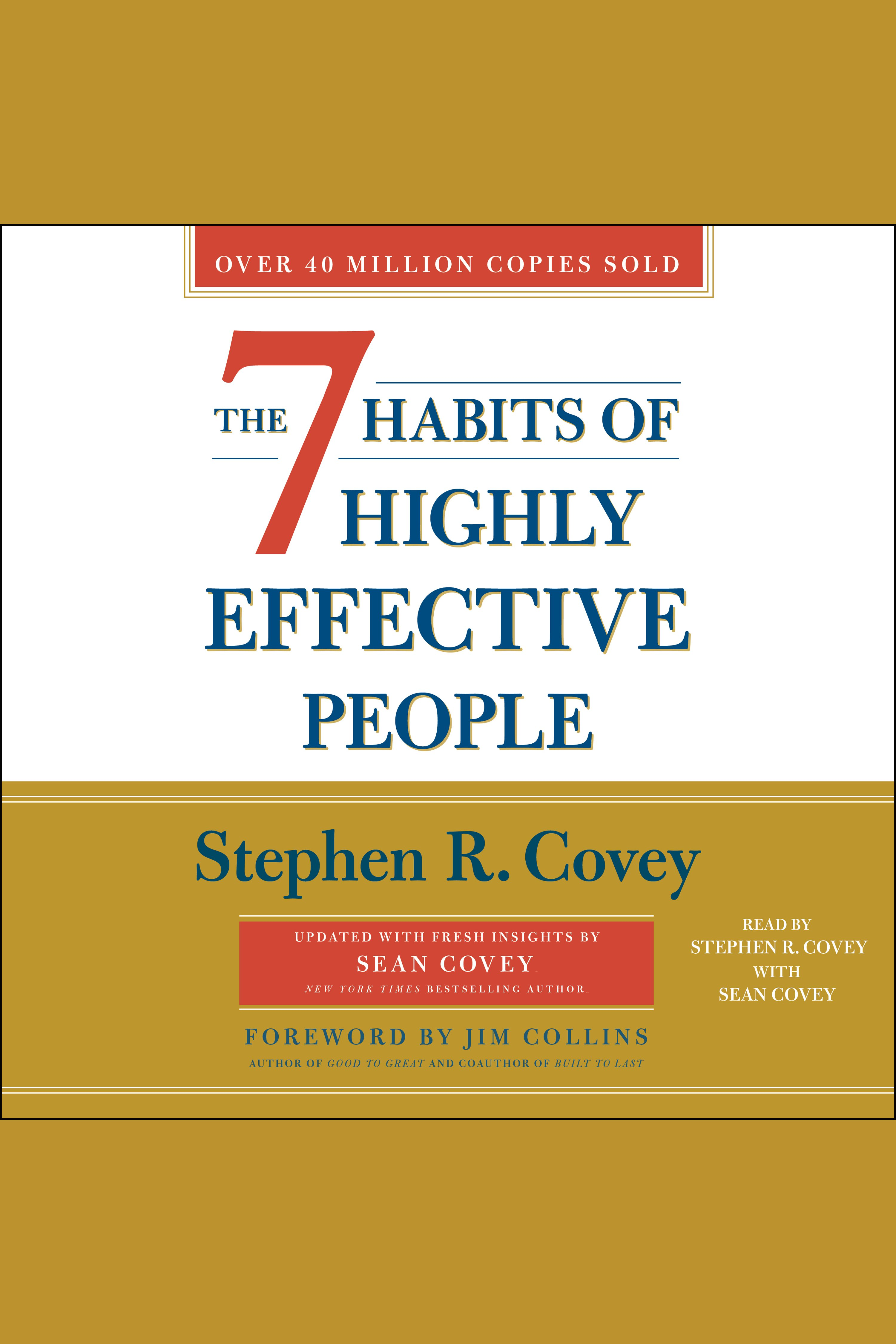 7 Habits of Highly Effective People, The 30th Anniversary Edition