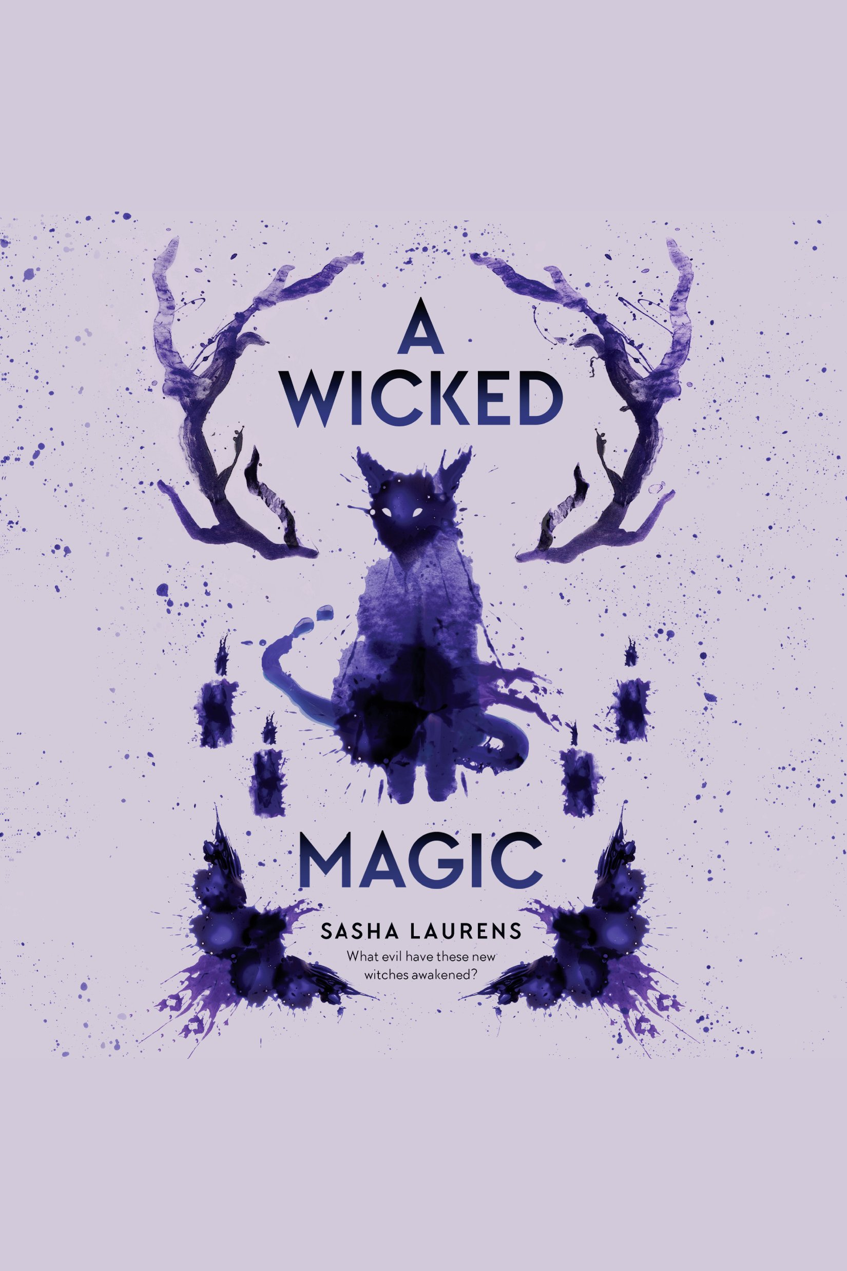 Cover Image of A Wicked Magic