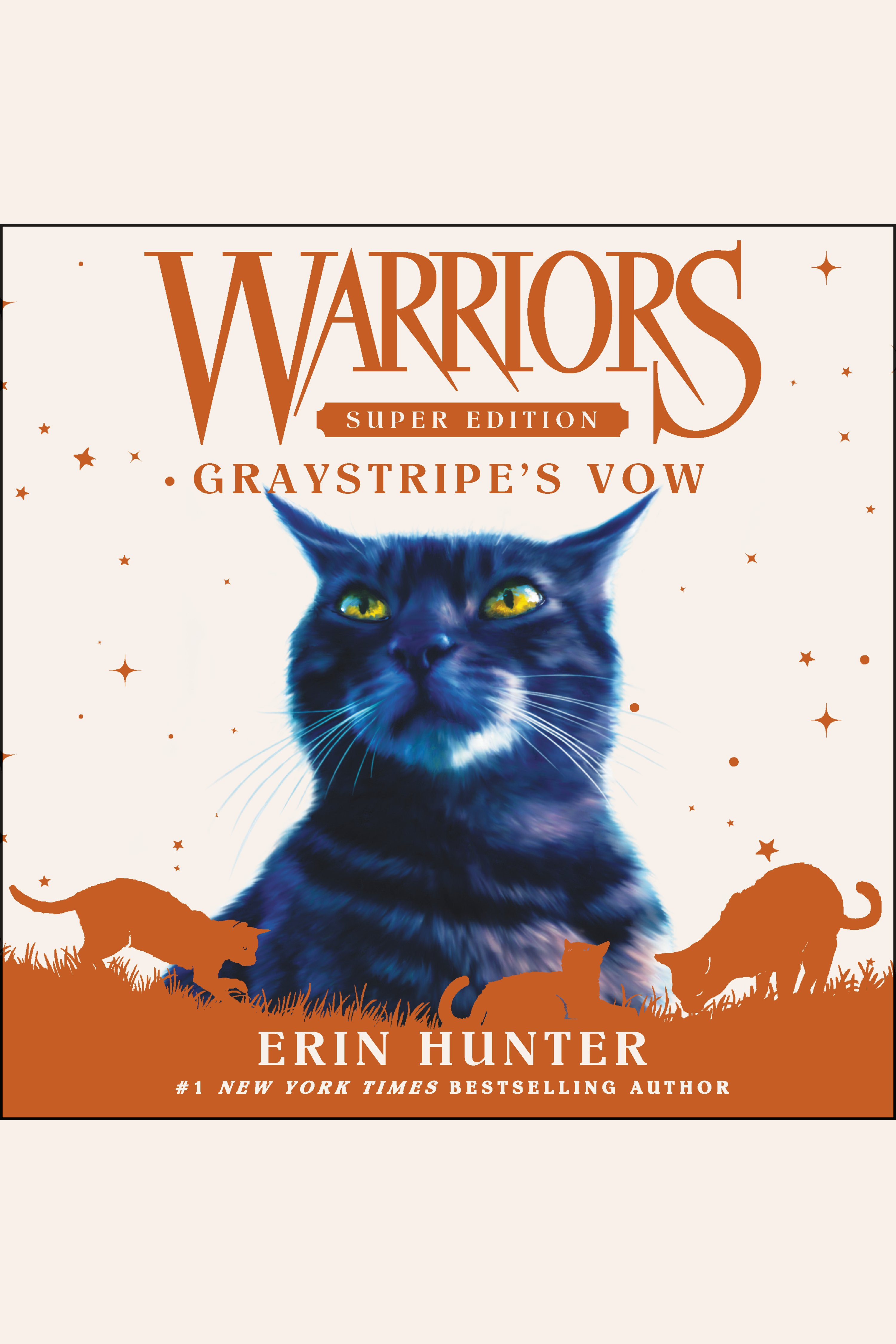Cover Image of Warriors Super Edition: Graystripe's Vow