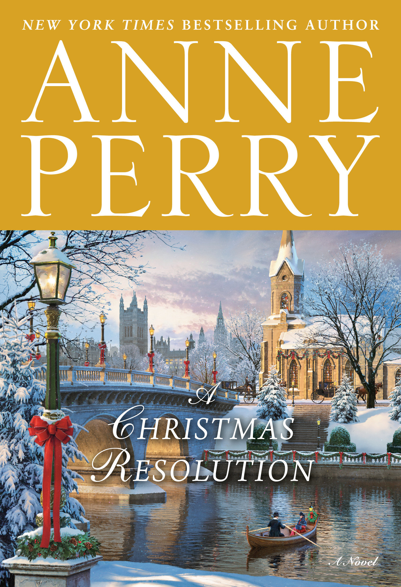 A Christmas Resolution A Novel