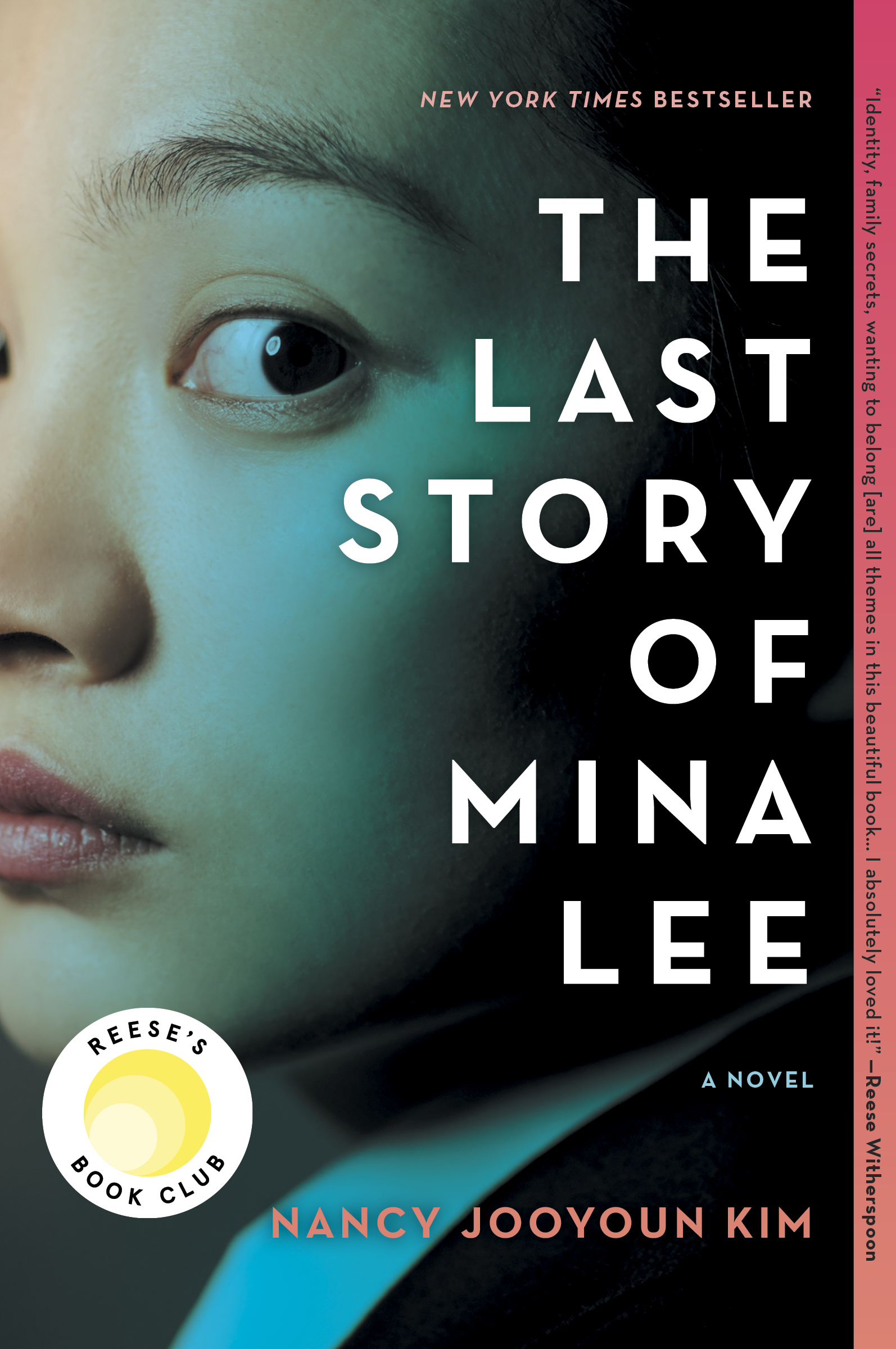 The Last Story of Mina Lee A Novel