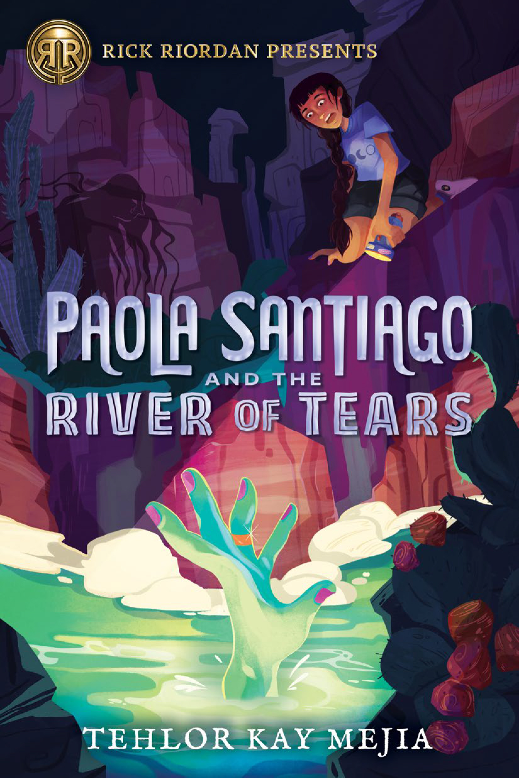 Paola Santiago and the River of Tears [electronic resource (downloadable eBook)]
