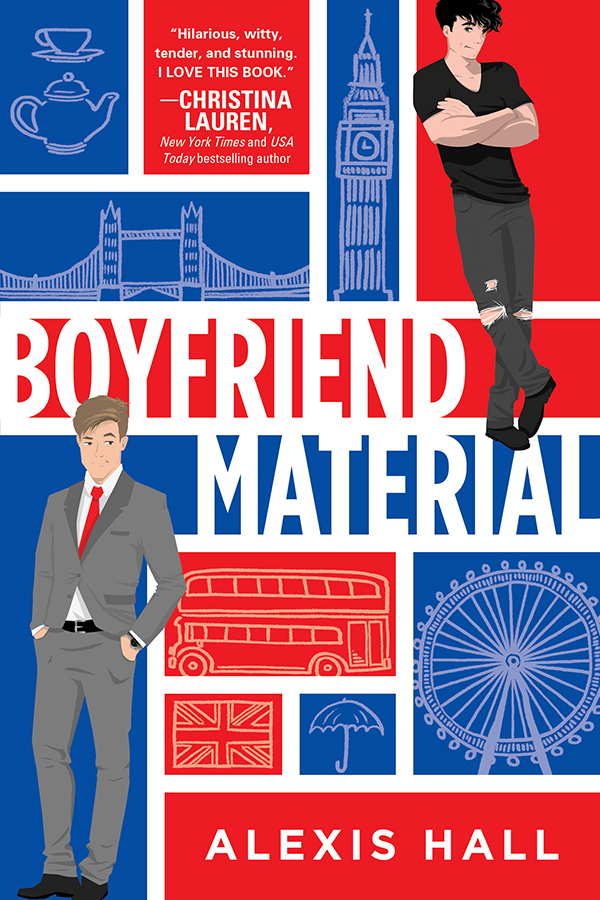 Boyfriend Material [electronic resource]
