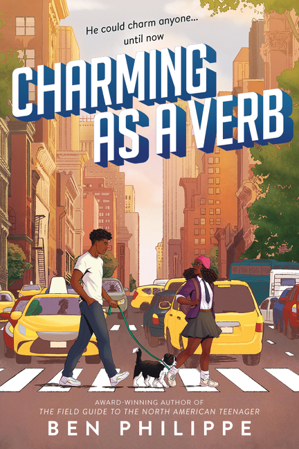Cover Image of Charming as a Verb