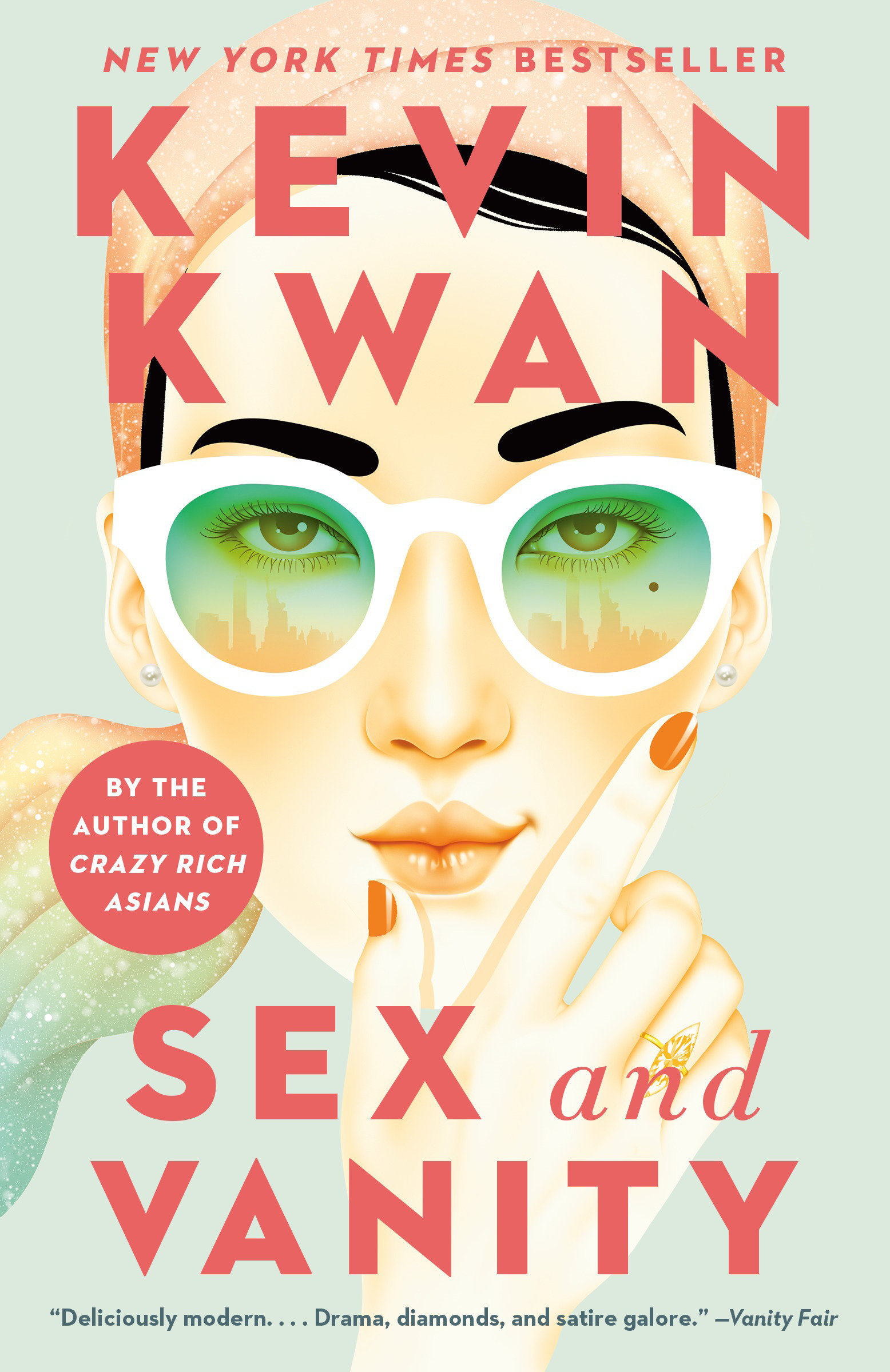 Cover Image of Sex and Vanity