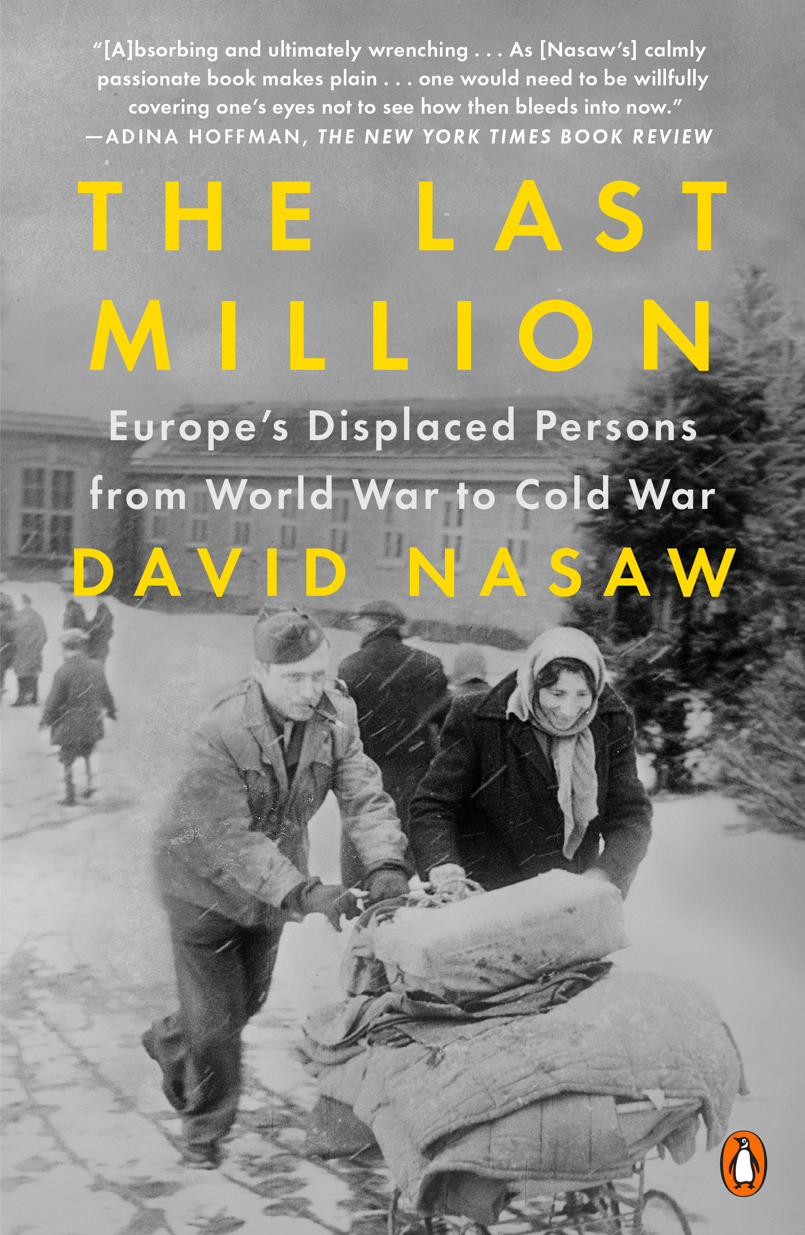 The Last Million Europe's Displaced Persons from World War to Cold War