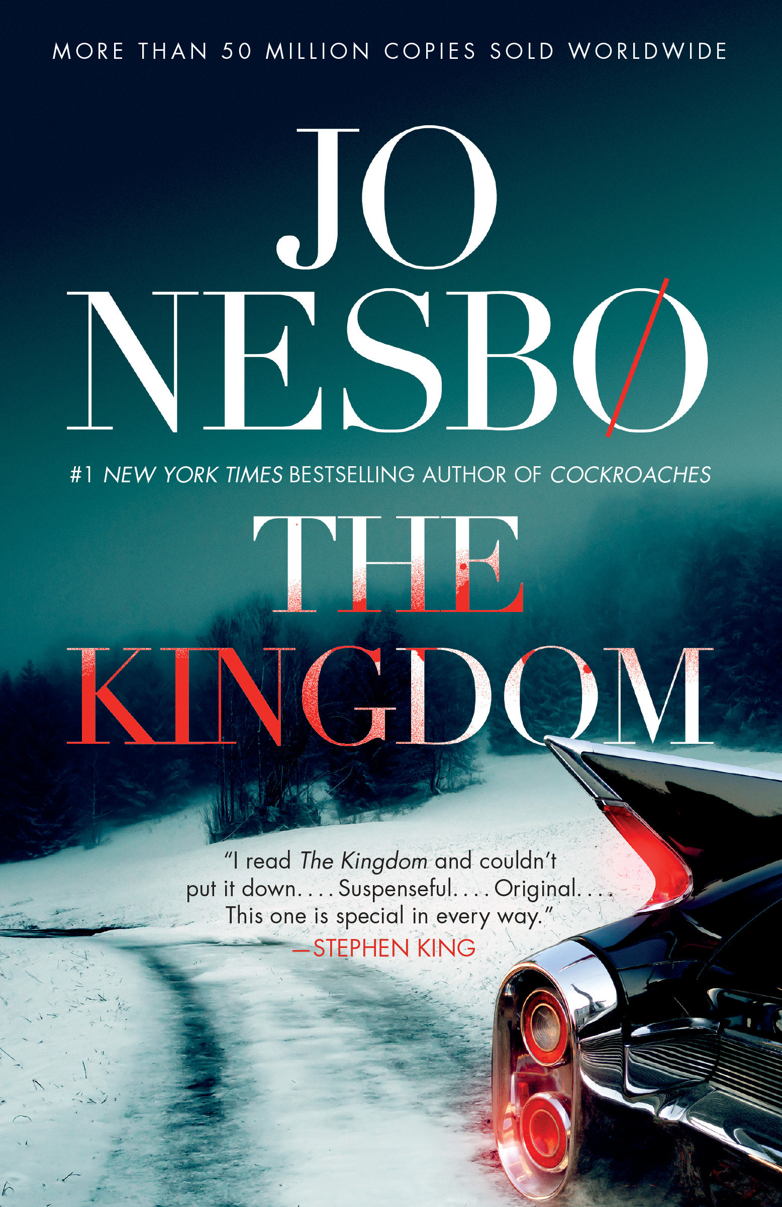 The Kingdom A novel