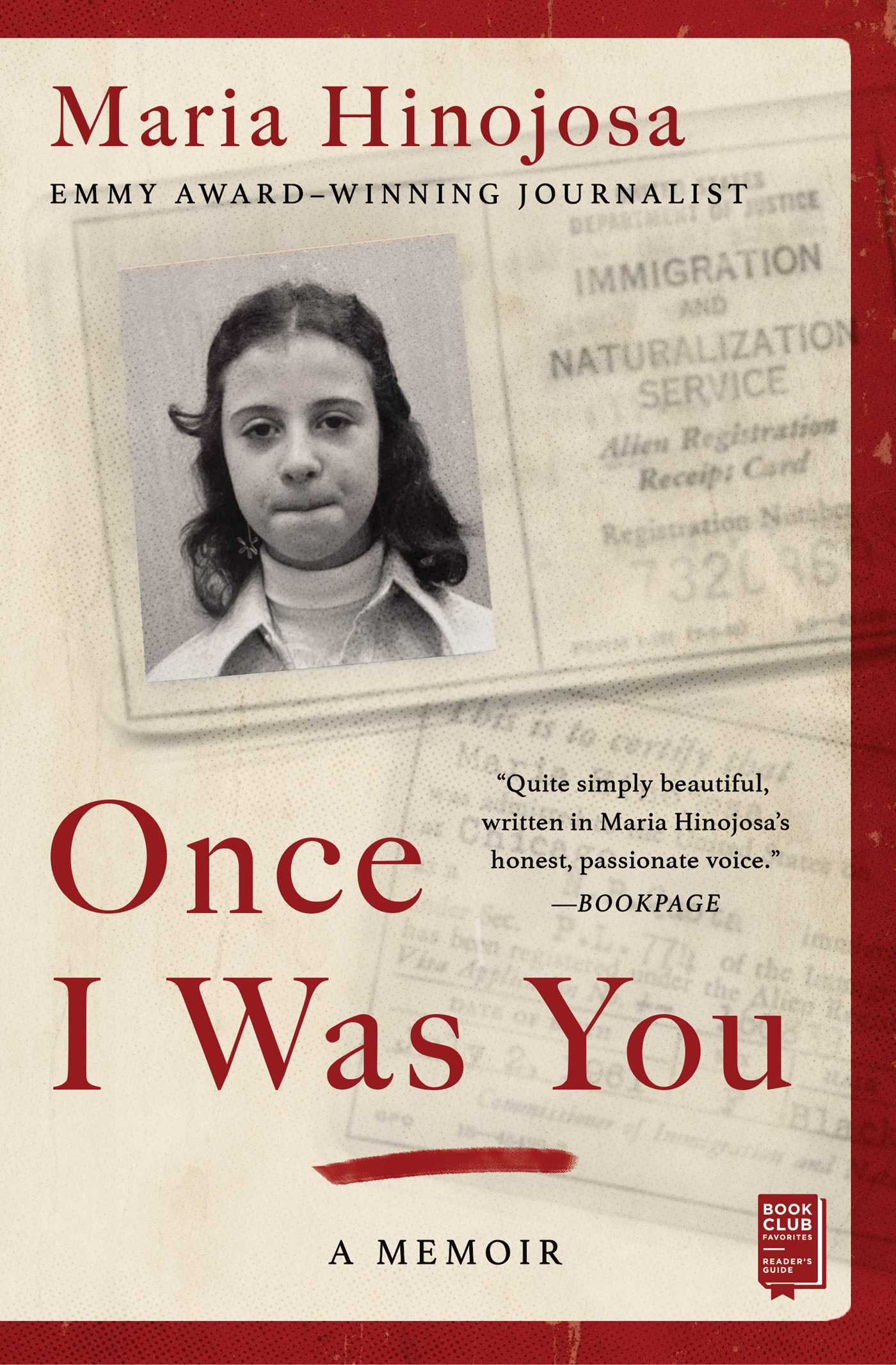Cover Image of Once I Was You