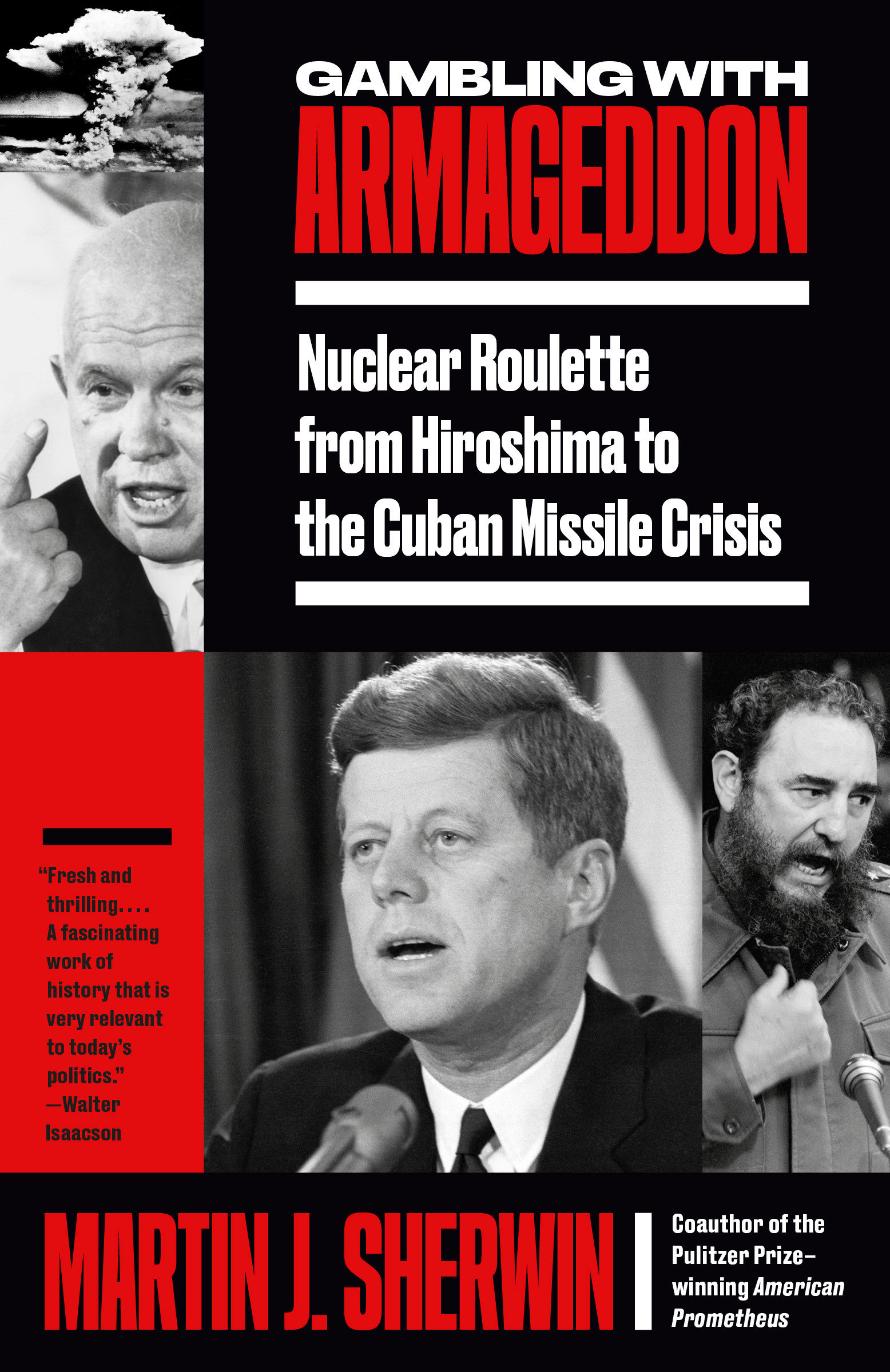 Cover Image of Gambling with Armageddon