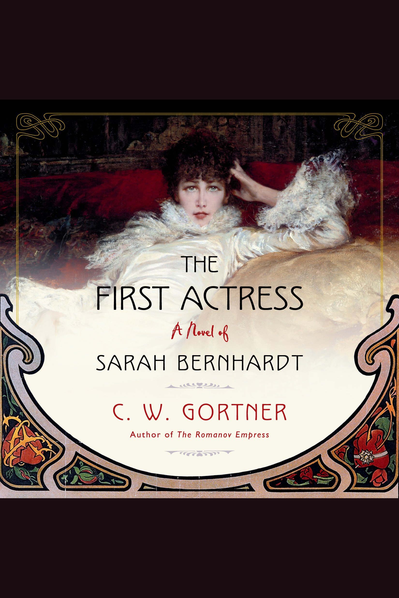 Cover Image of The First Actress