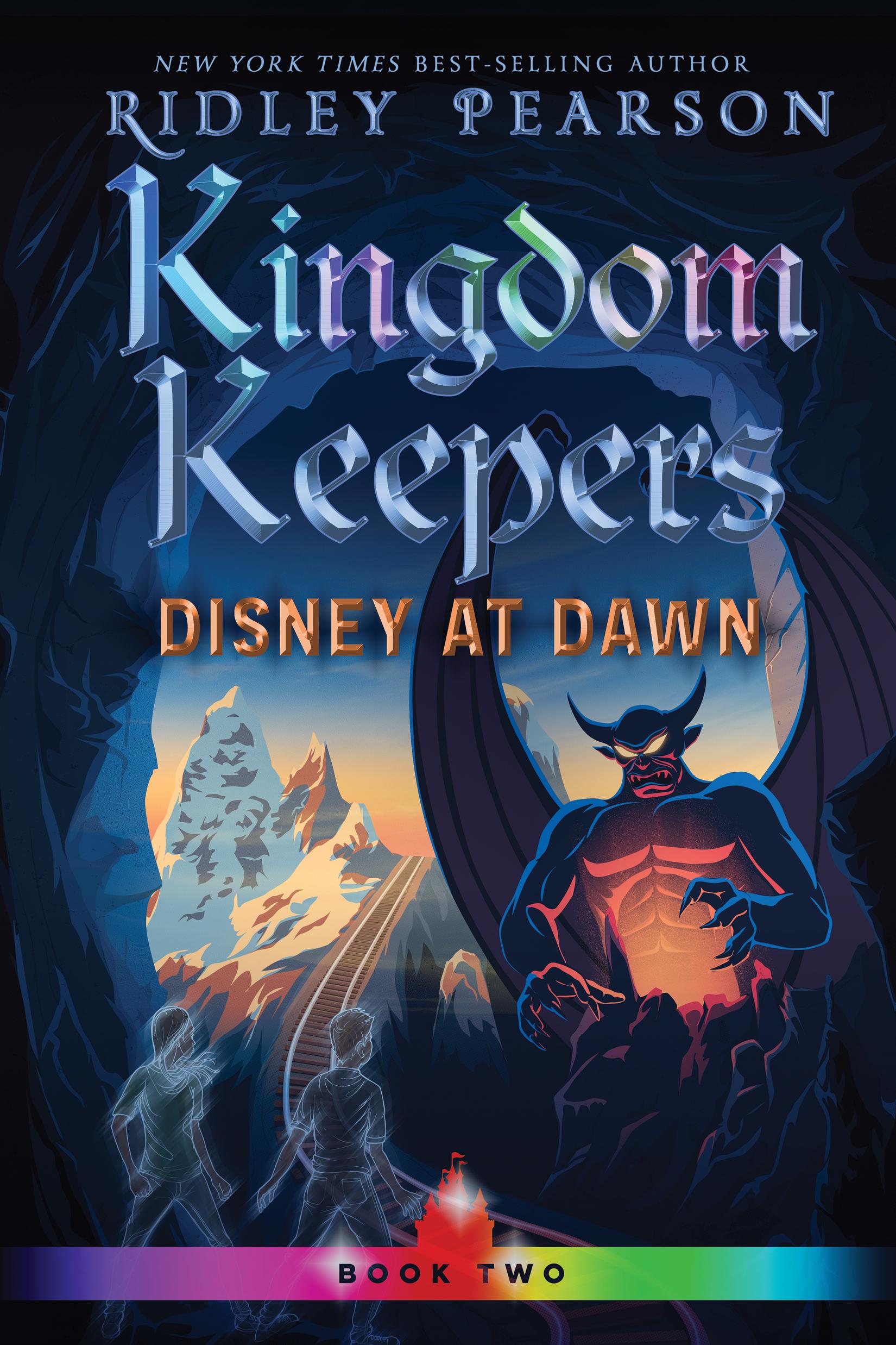 Kingdom Keepers II (Volume 2) Disney at Dawn