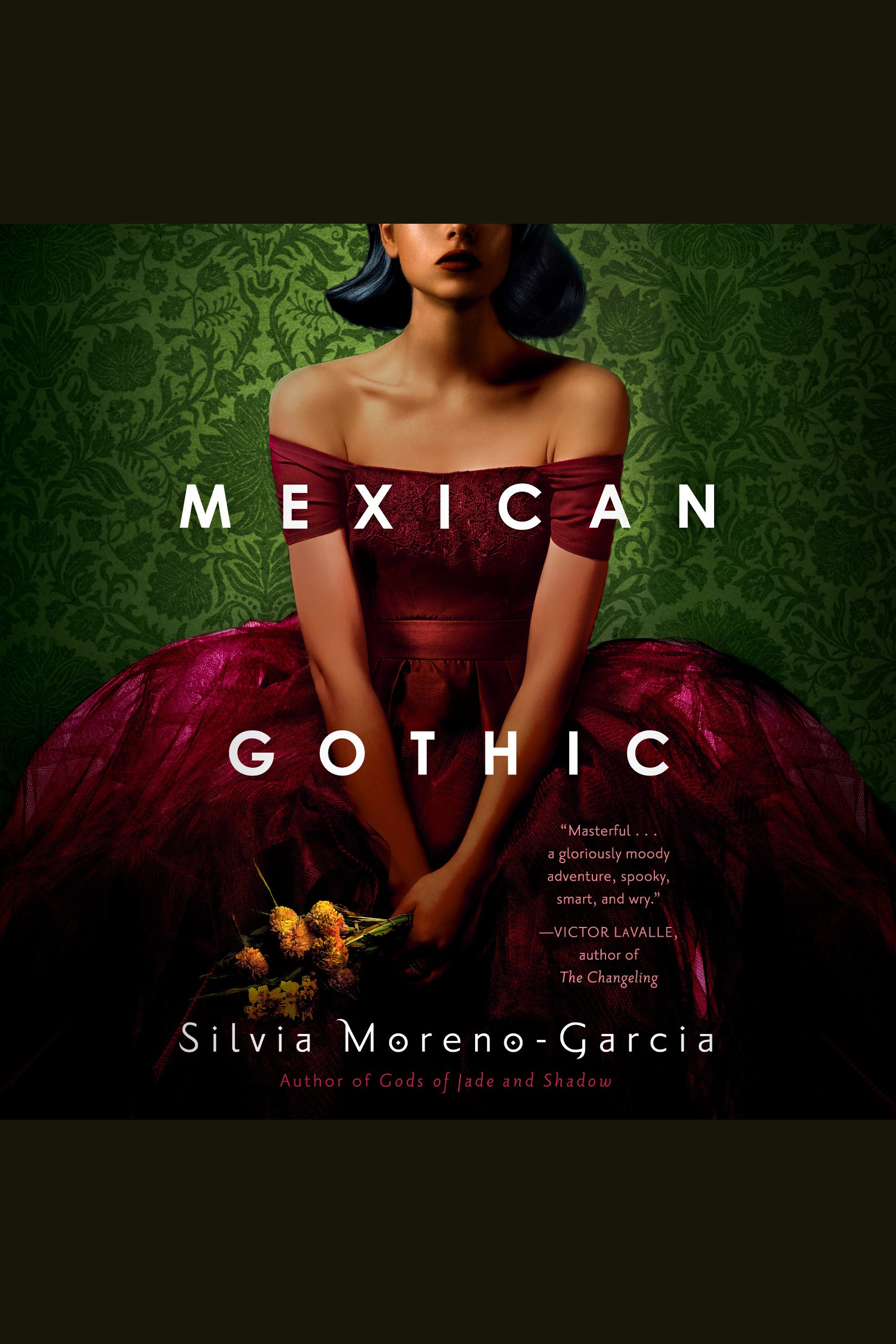 Cover Image of Mexican Gothic